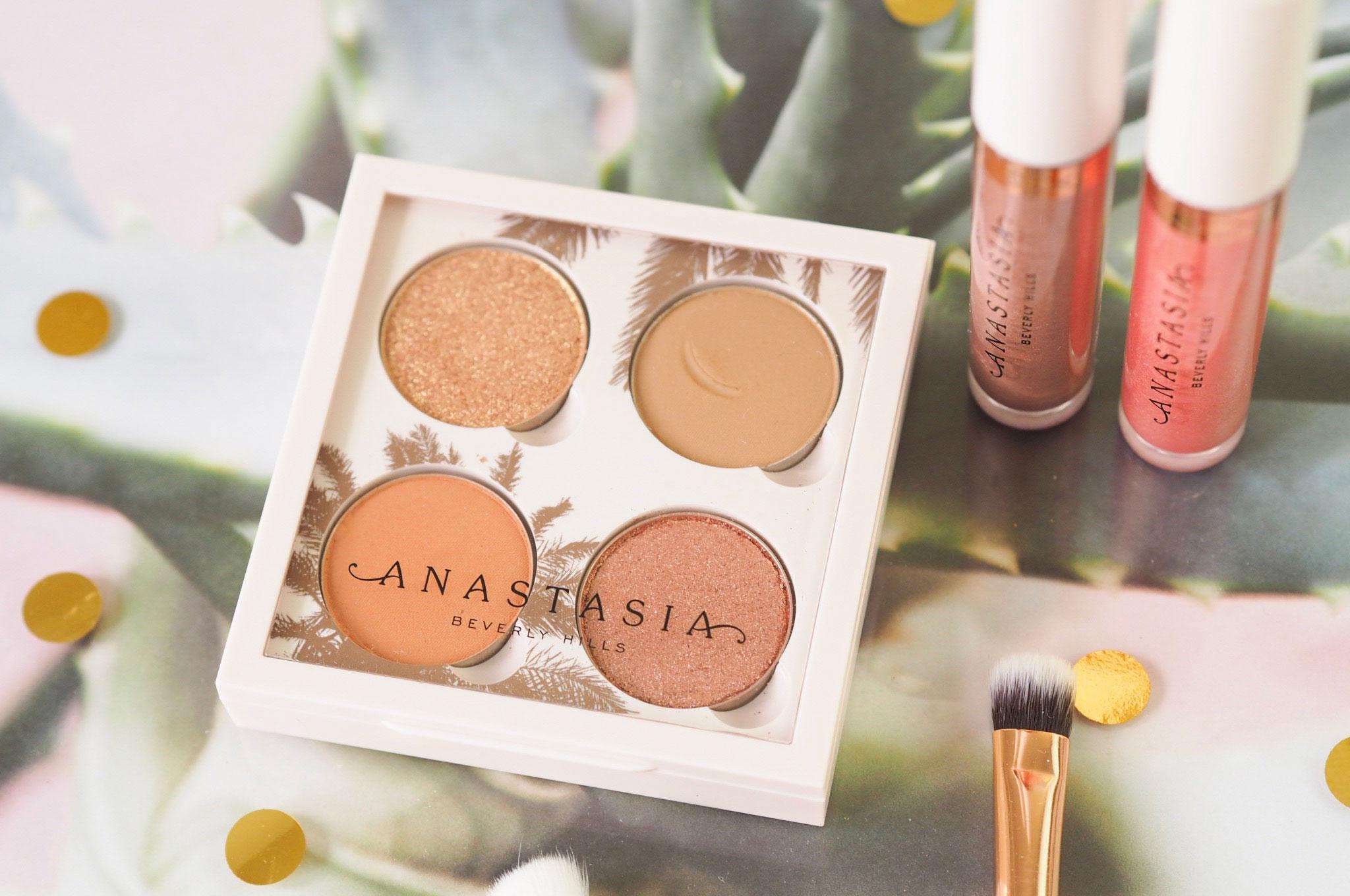 Anastasia Beverly Hills Daytime Collection Eyeshadow Swatches