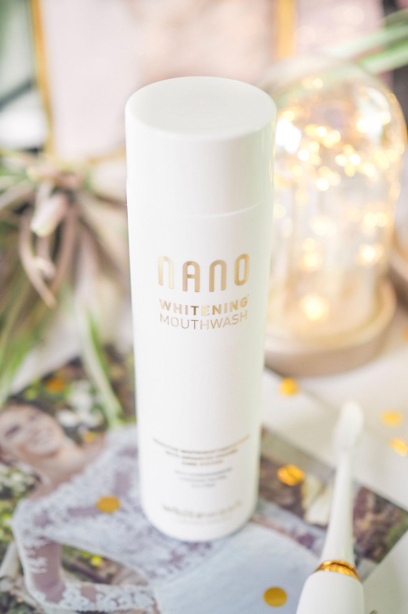 Nano Whitening Mouthwash