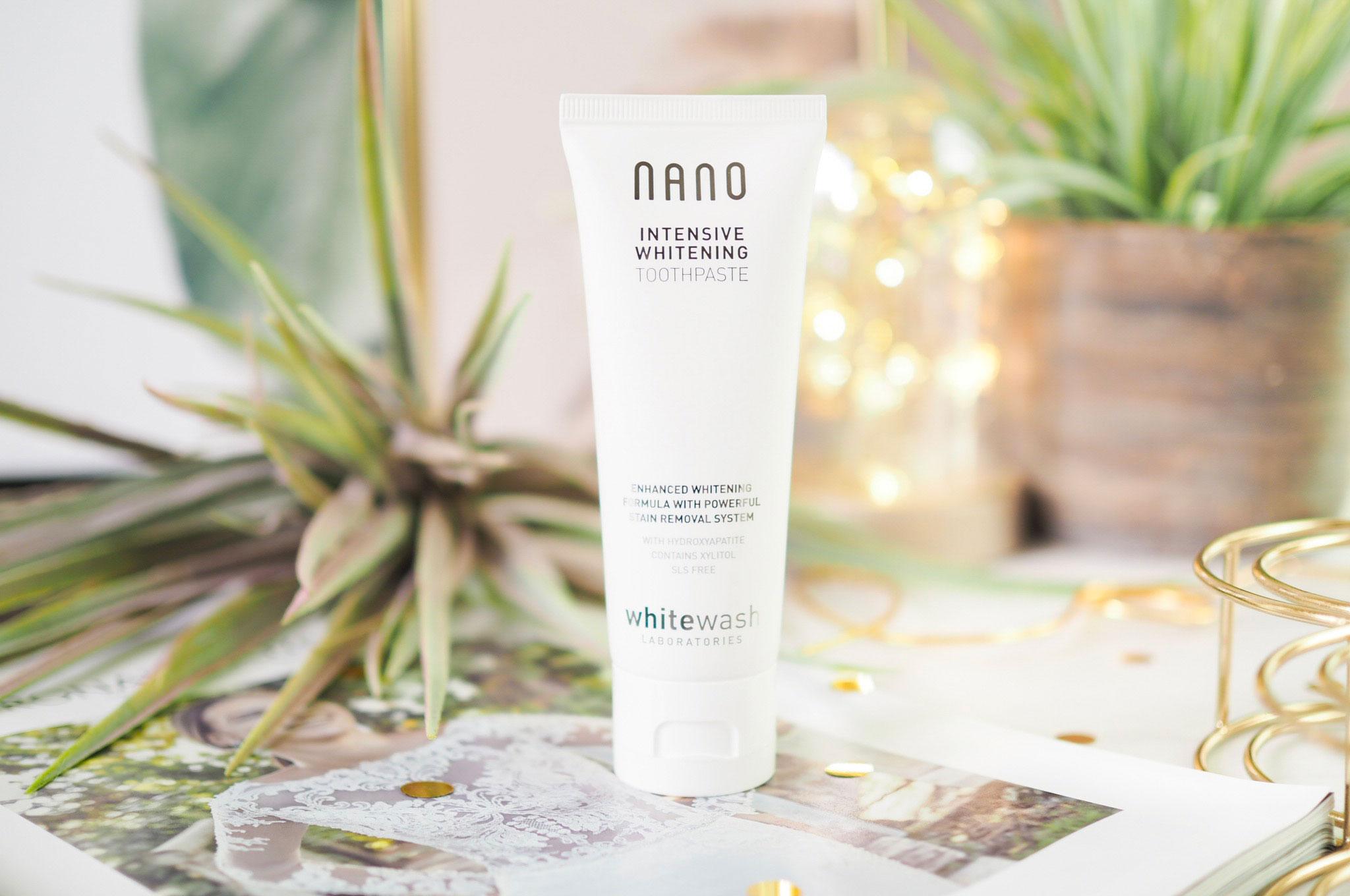Nano Whitening Toothpaste