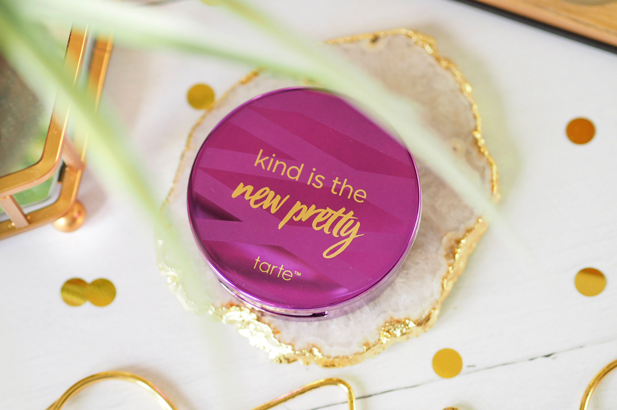 Tarte Shape Tape Pressed Powder Review
