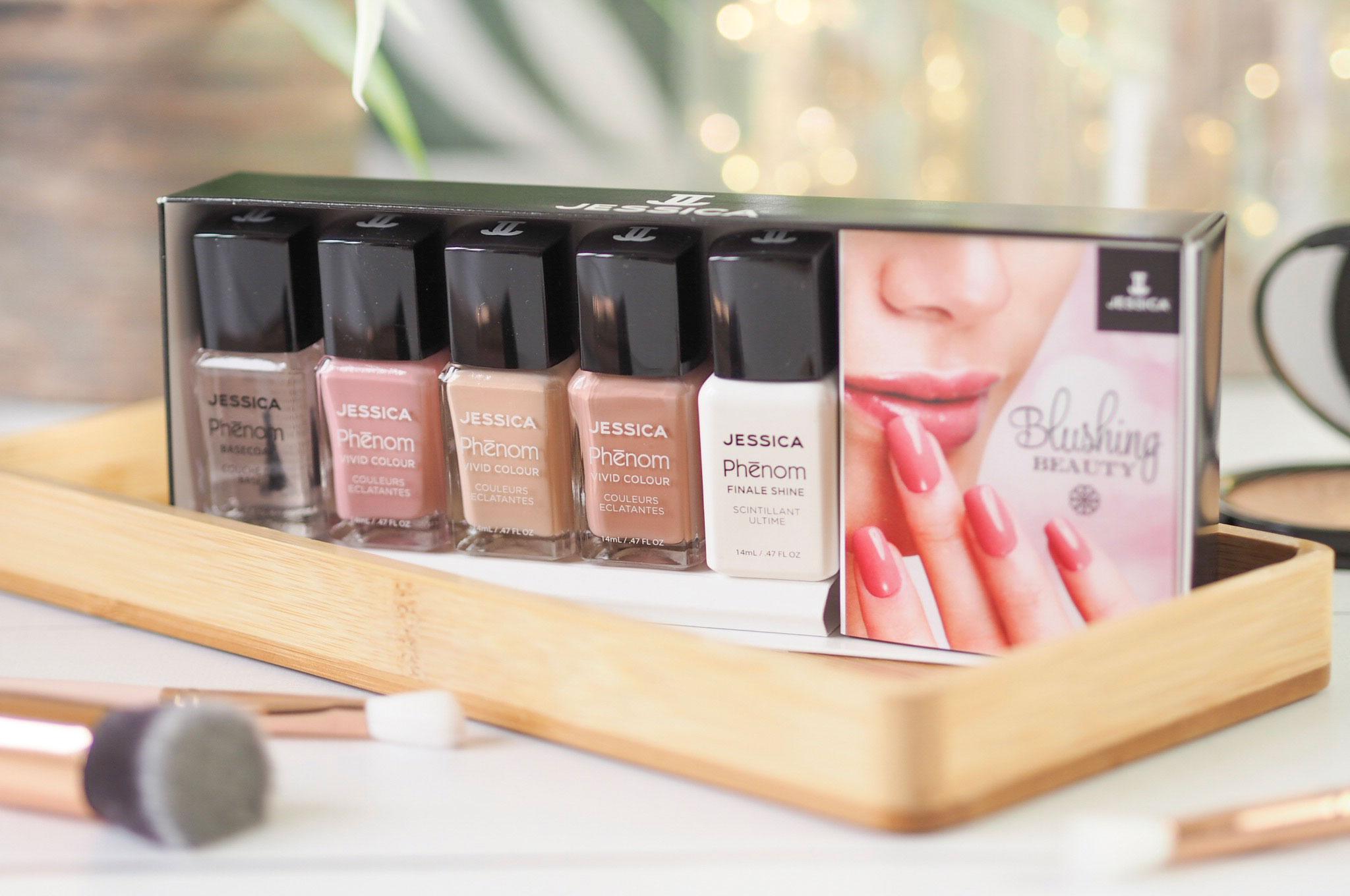 Jessica Phenom Blushing Beauty Nail Polish