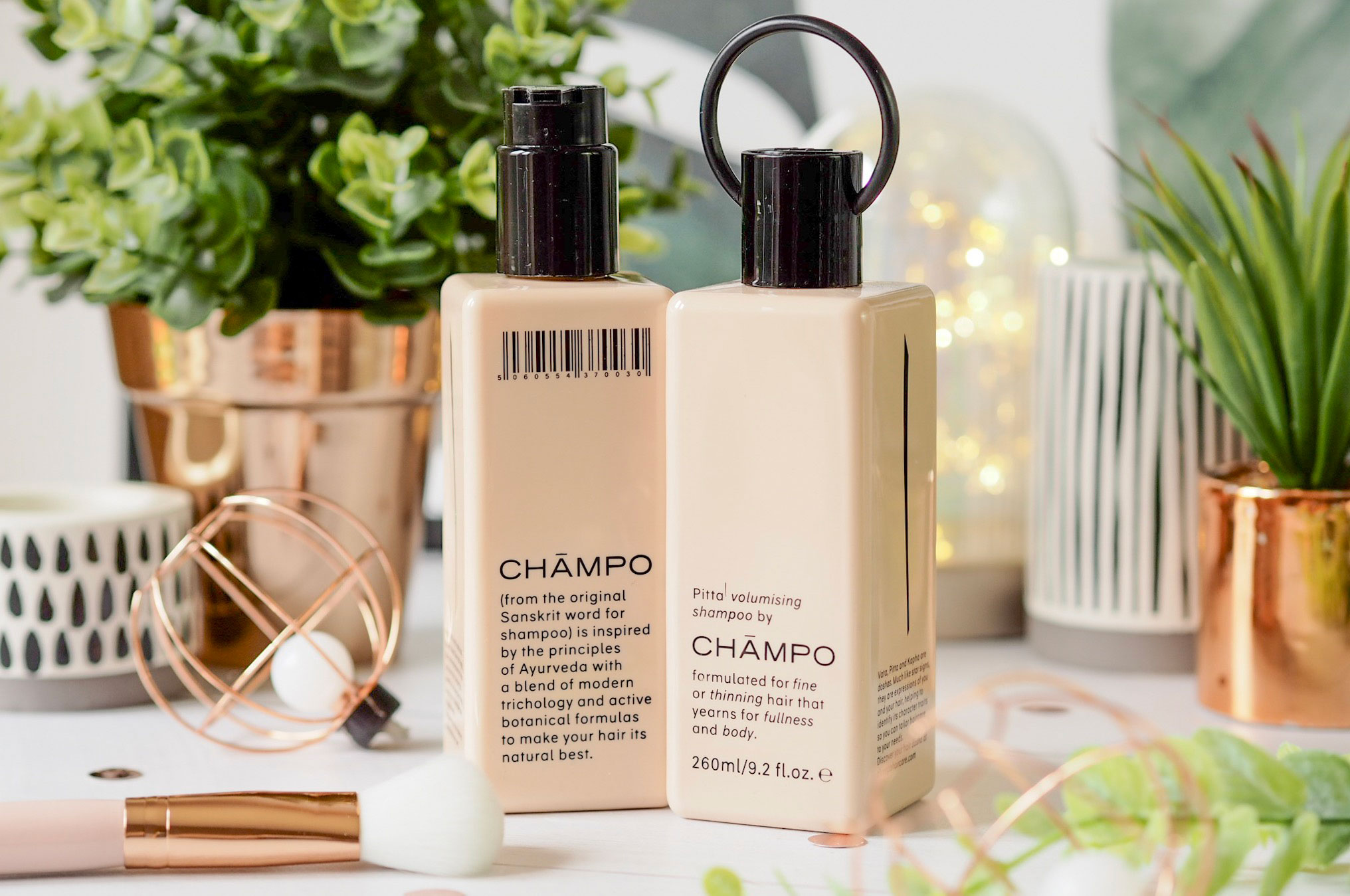 Champo Pitta Shampoo & Conditioner Review