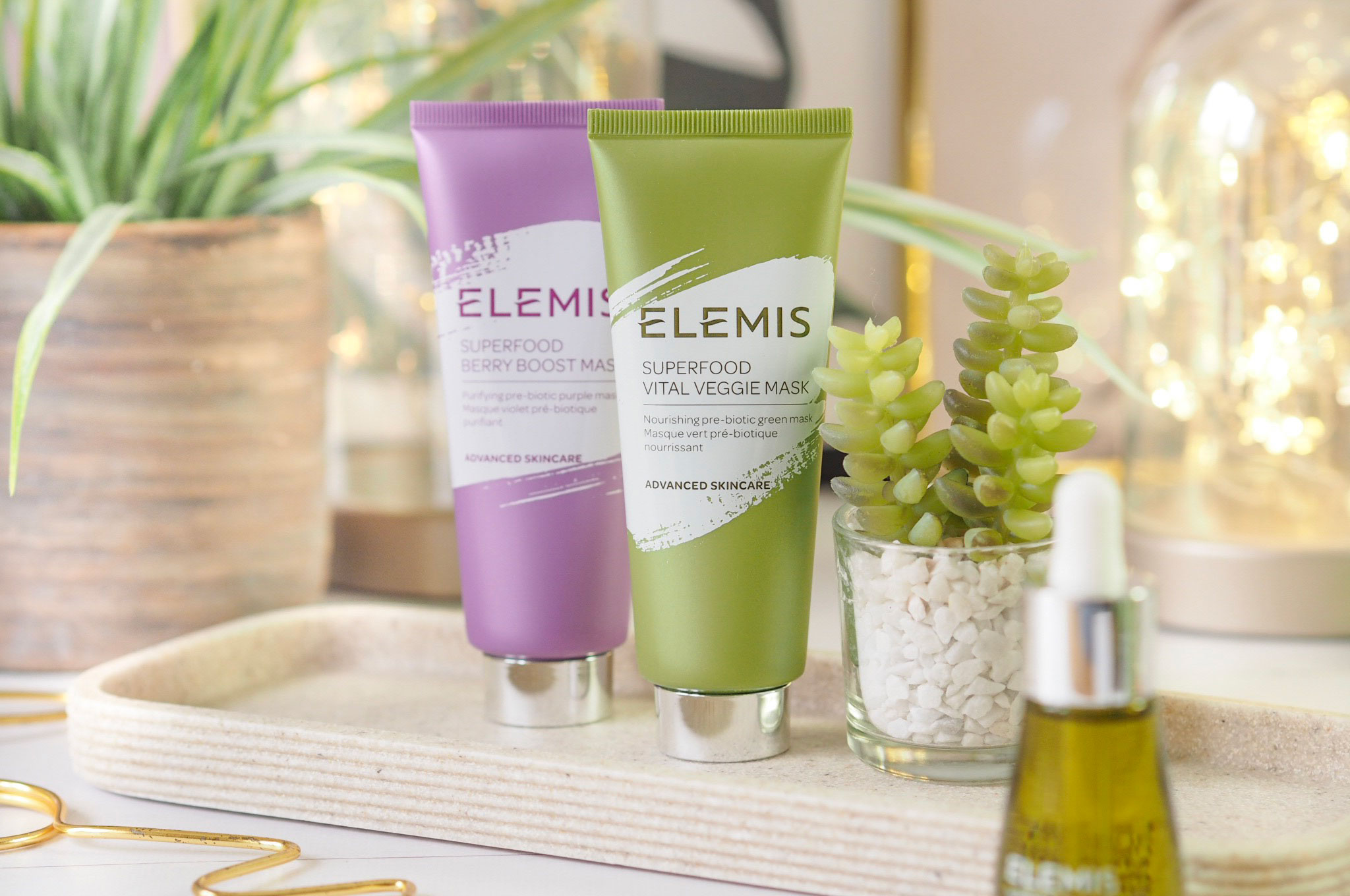 Elemis Superfood Vital Veggie Mask Review