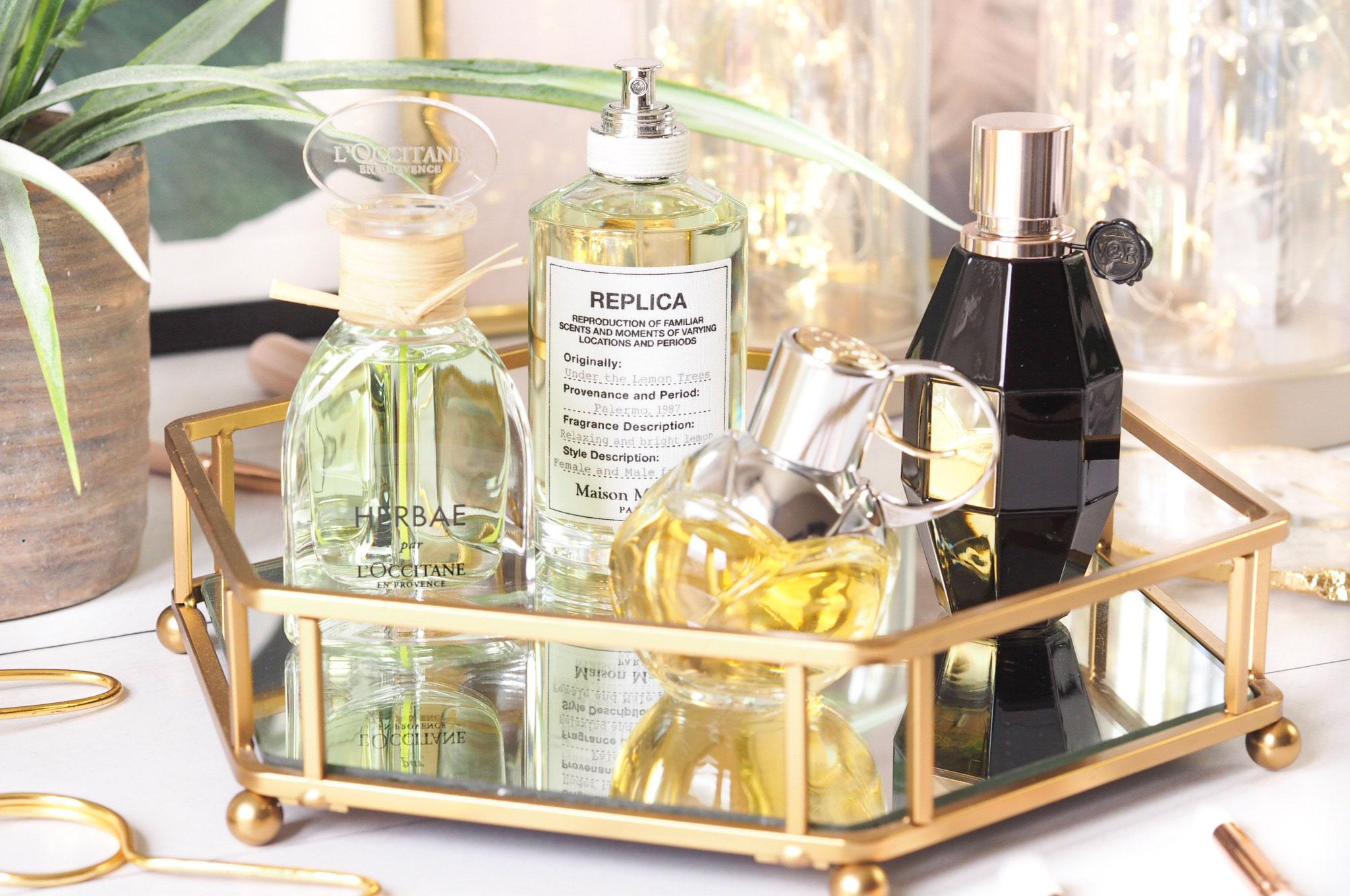 Spring Perfumes