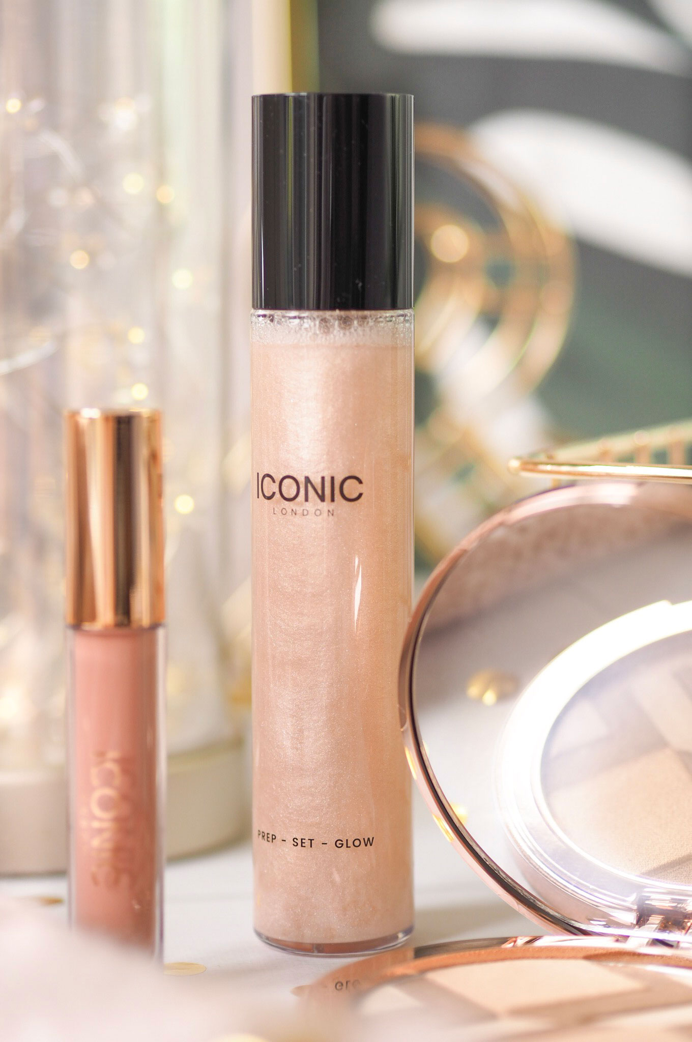 Iconic London Prep-Set-Glow Spray