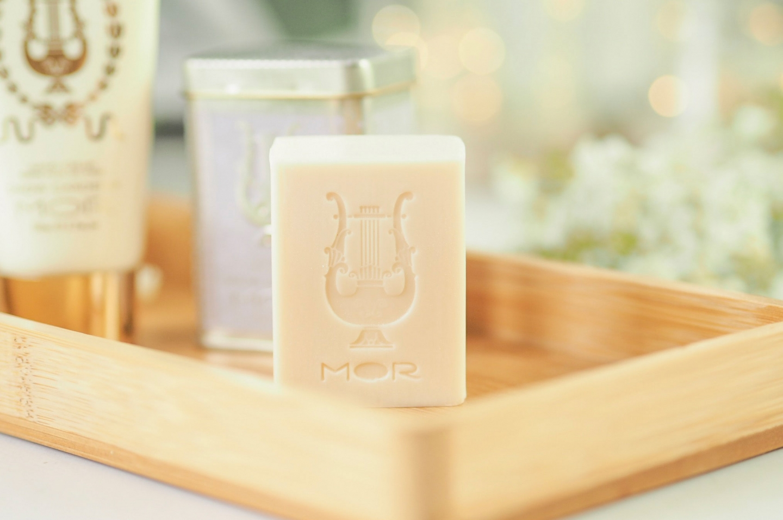 MOR Little Luxuries Snow Gardenia Soapette