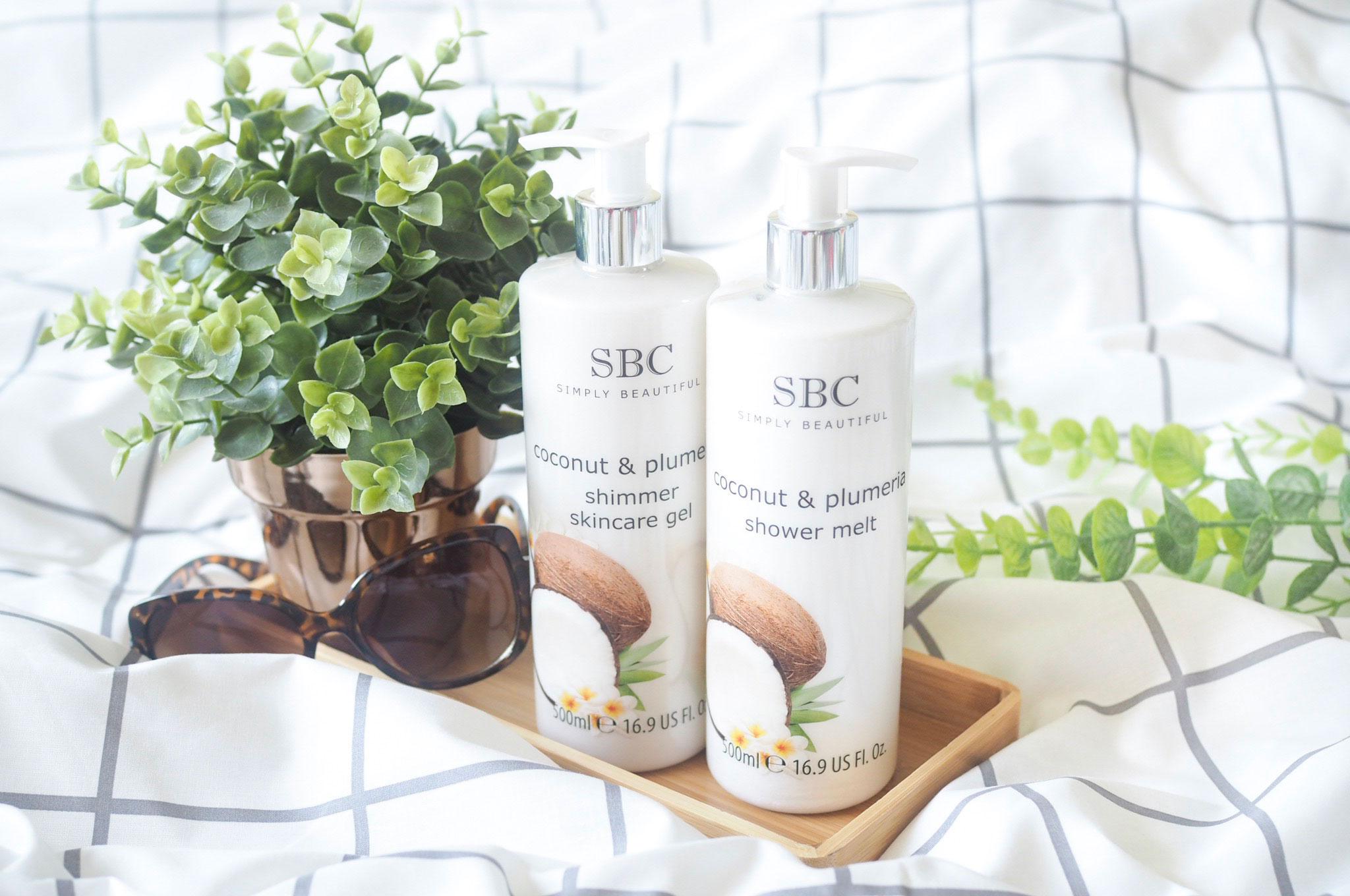 SBC Coconut & Plumeria Review