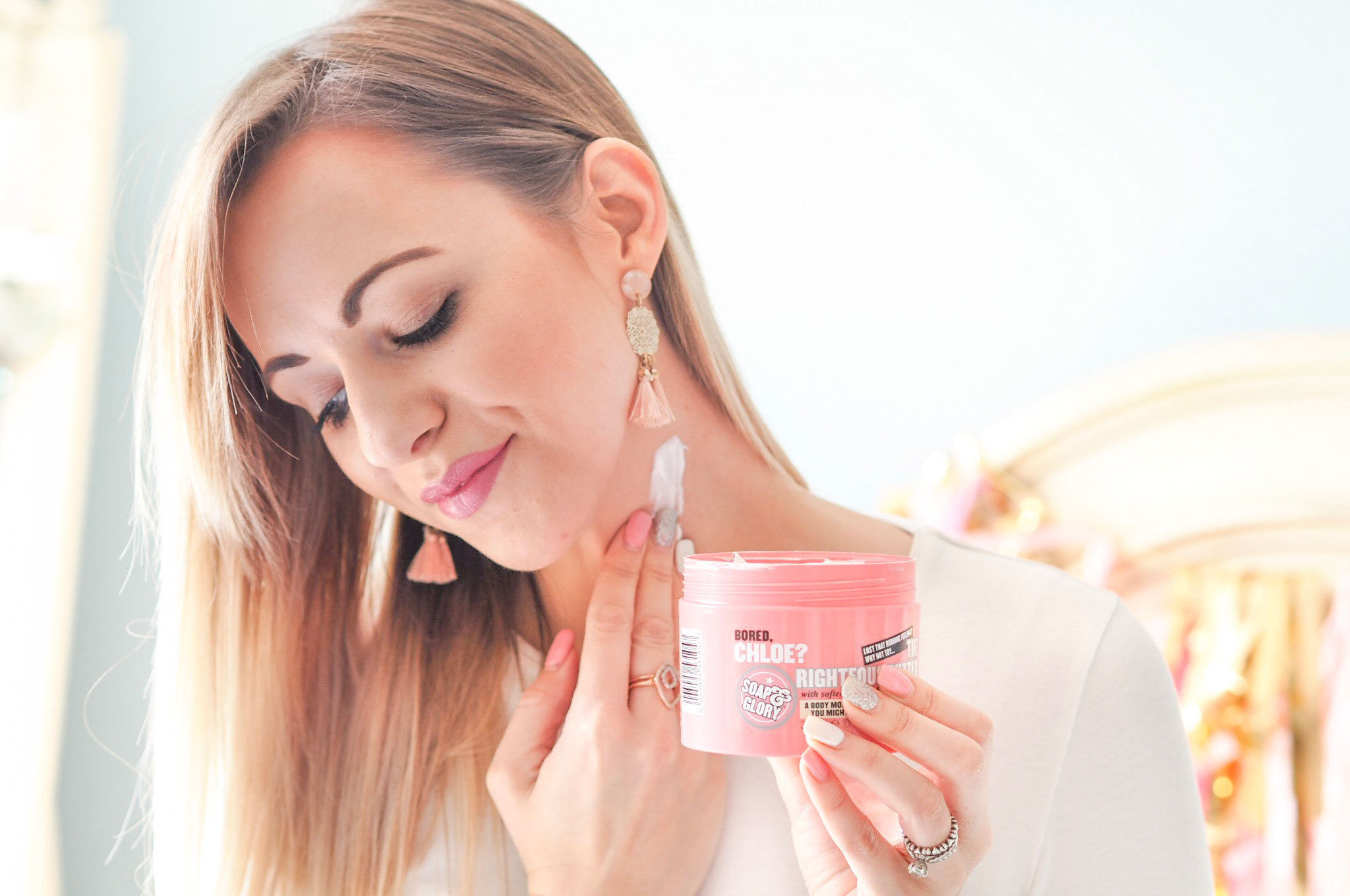 Soap & Glory The Righteous Butter Review by Lady Writes