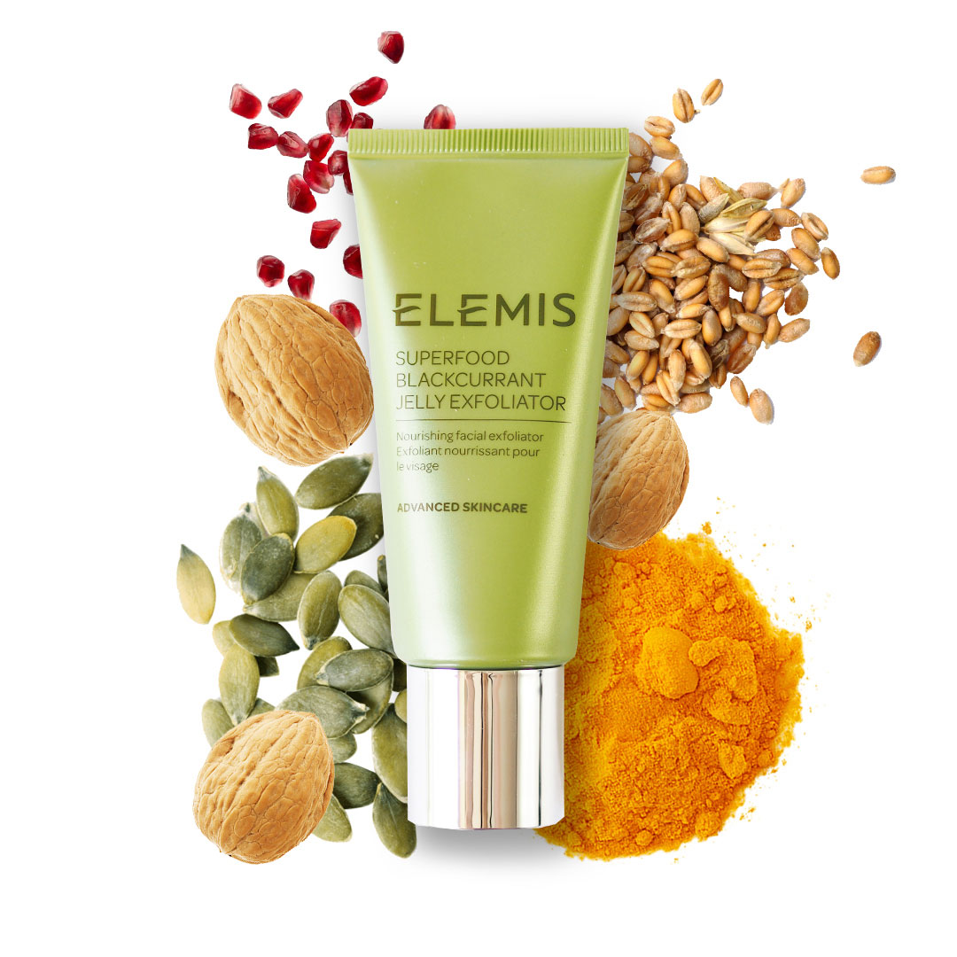 Elemis Superfood Jelly Exfoliator Review