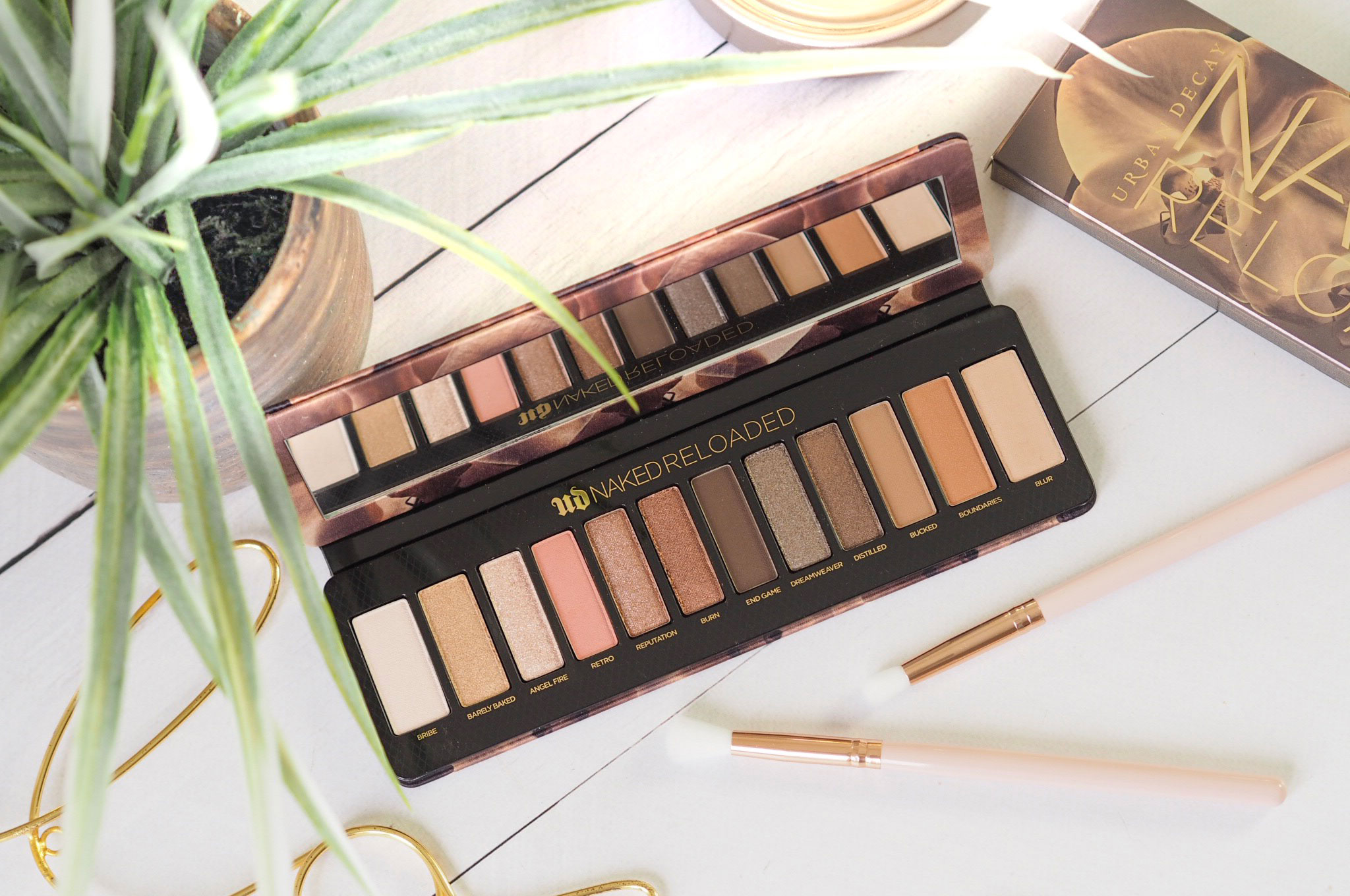 Urban Decay Naked Reloaded Review