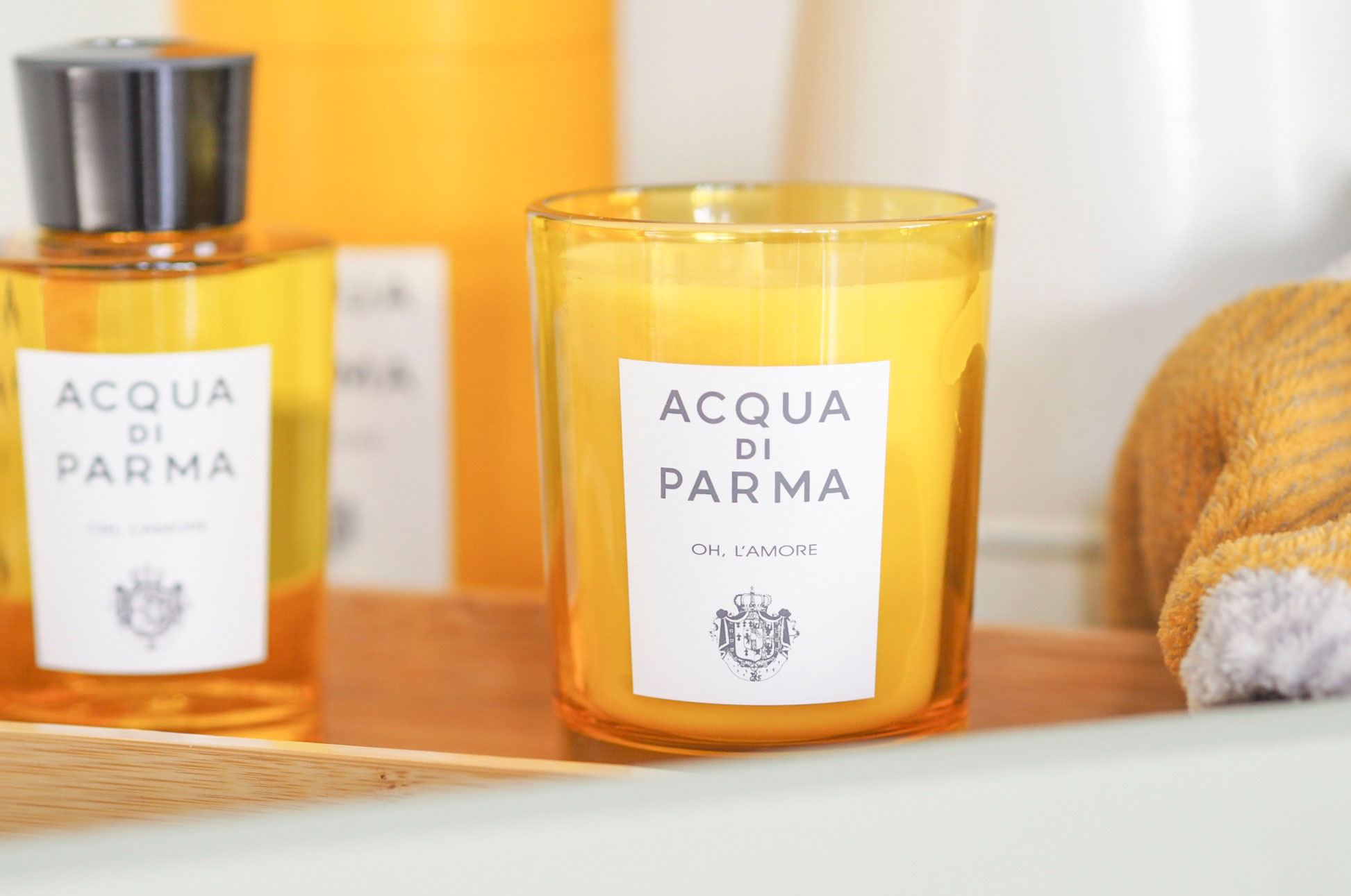 Acqua di Parma Candle Review