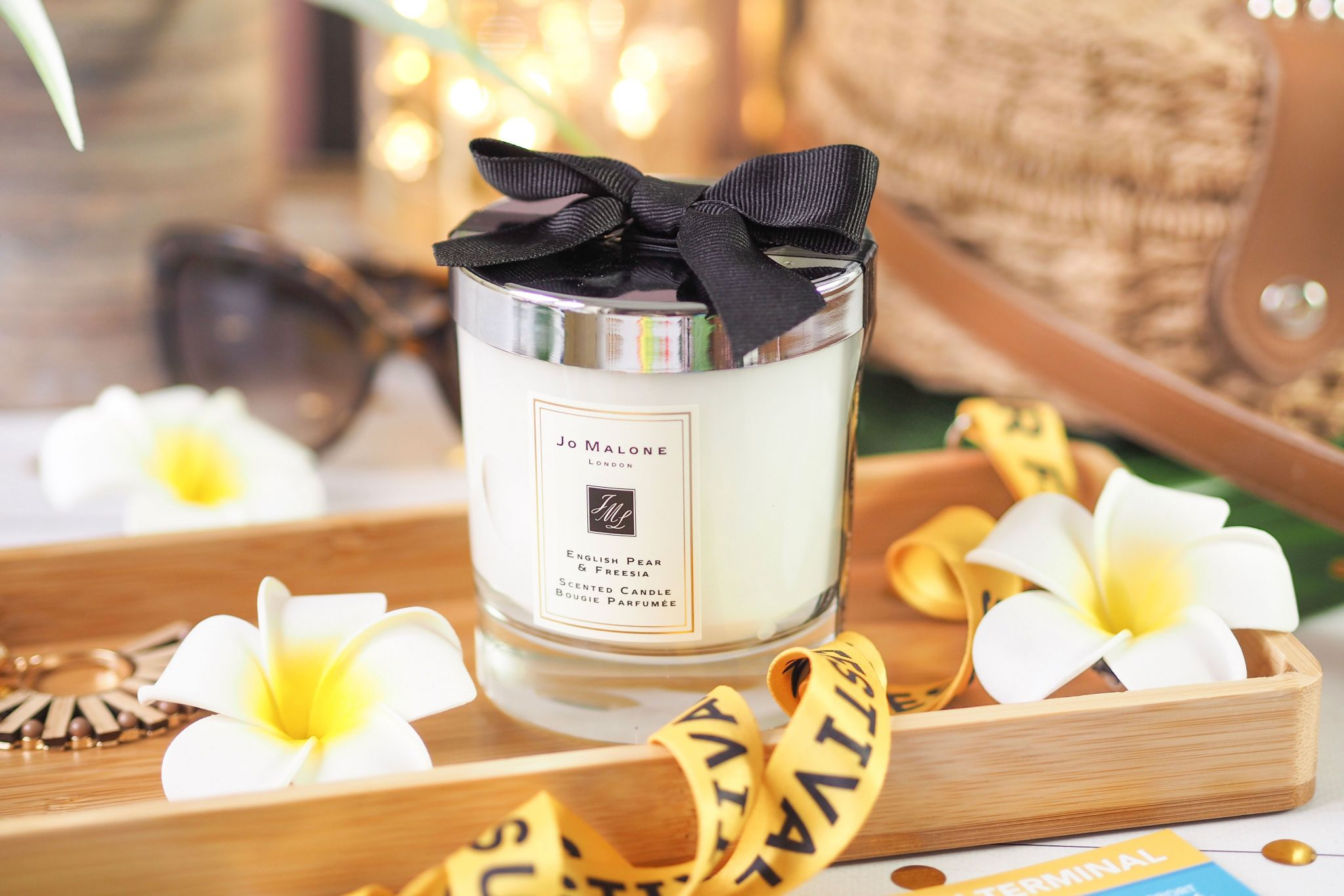 Jo Malone English Pear & Freesia Candle