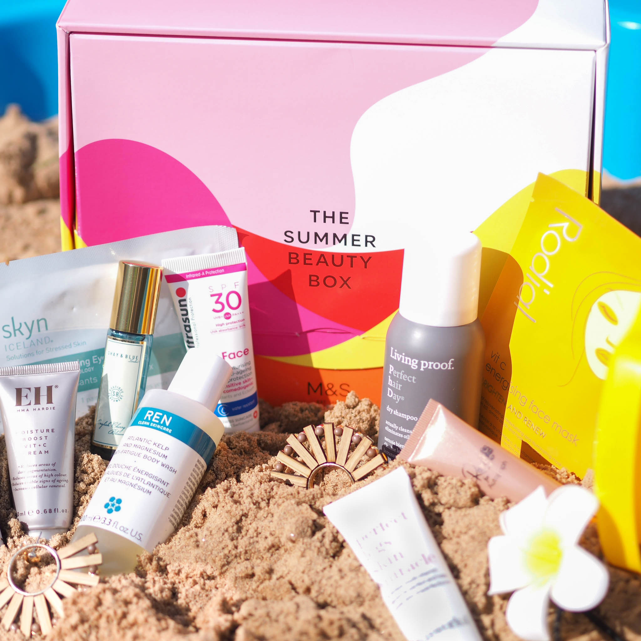 M&S Summer Beauty Box 2019