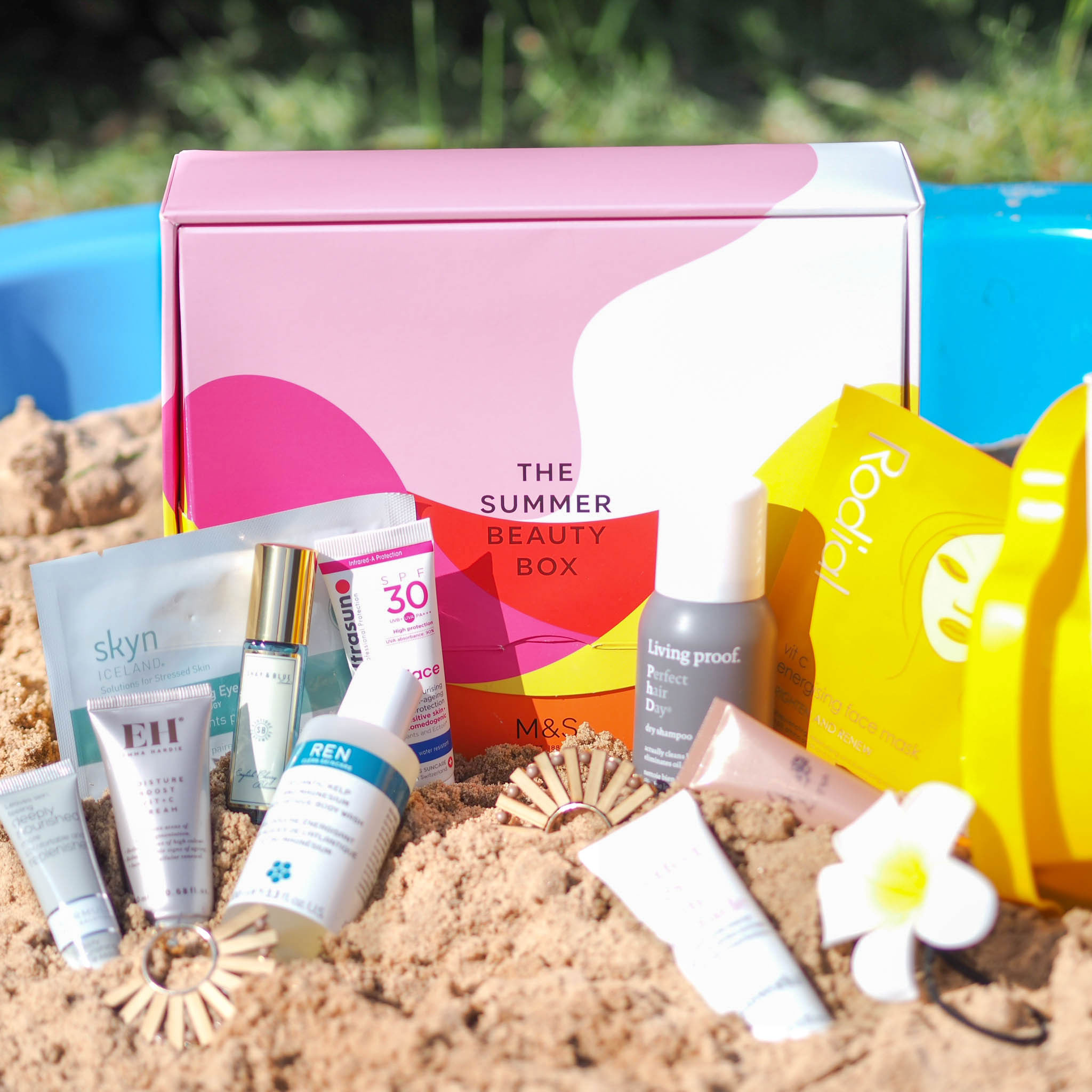 The M&S Summer Beauty Box is Back for 2019!