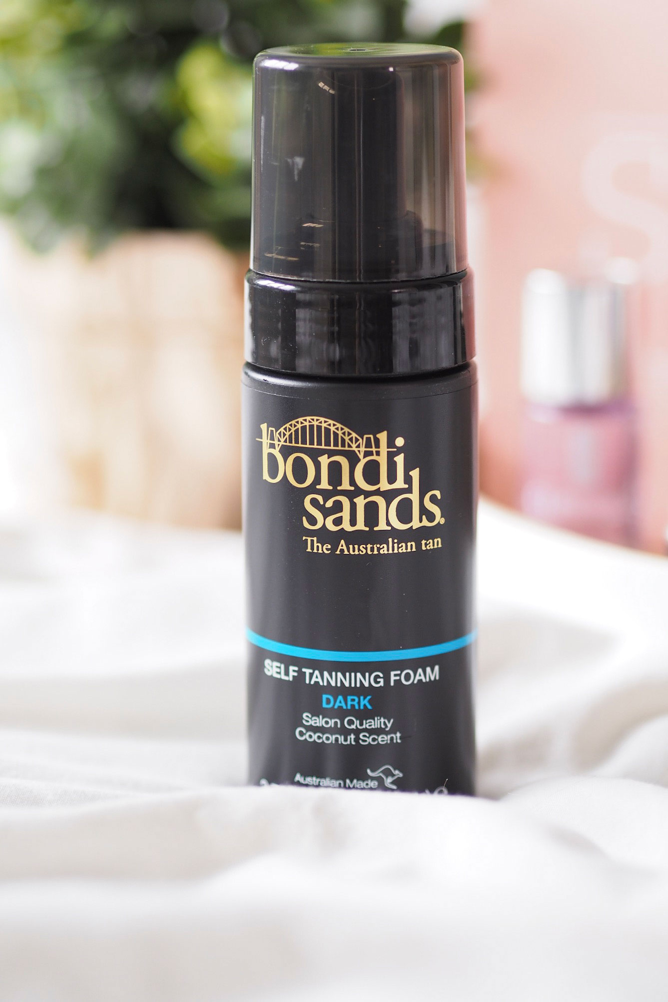 Bondi Sands fake tan dark