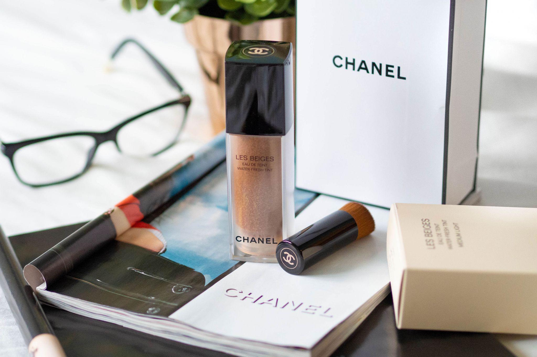 Chanel Les Beiges Eau de Teint review