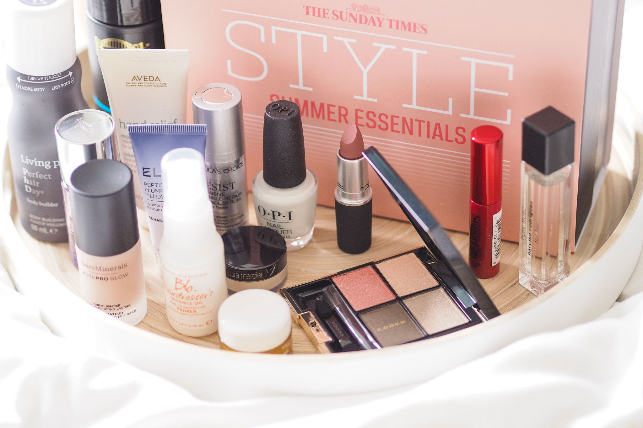 Latest In Beauty & The Sunday Times Style Box