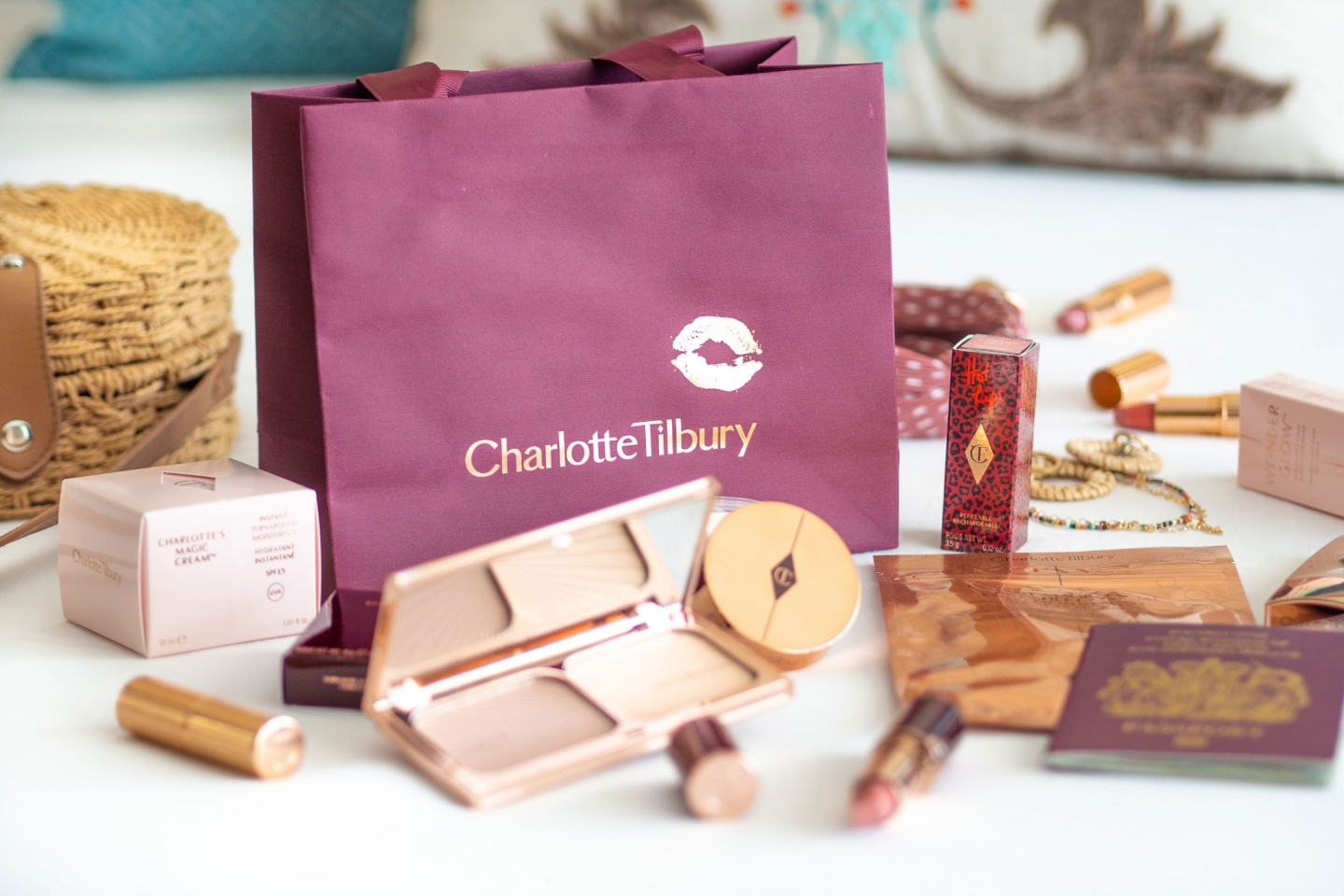 Charlotte Tilbury Launches In World Duty Free And It's A Travellers Dream