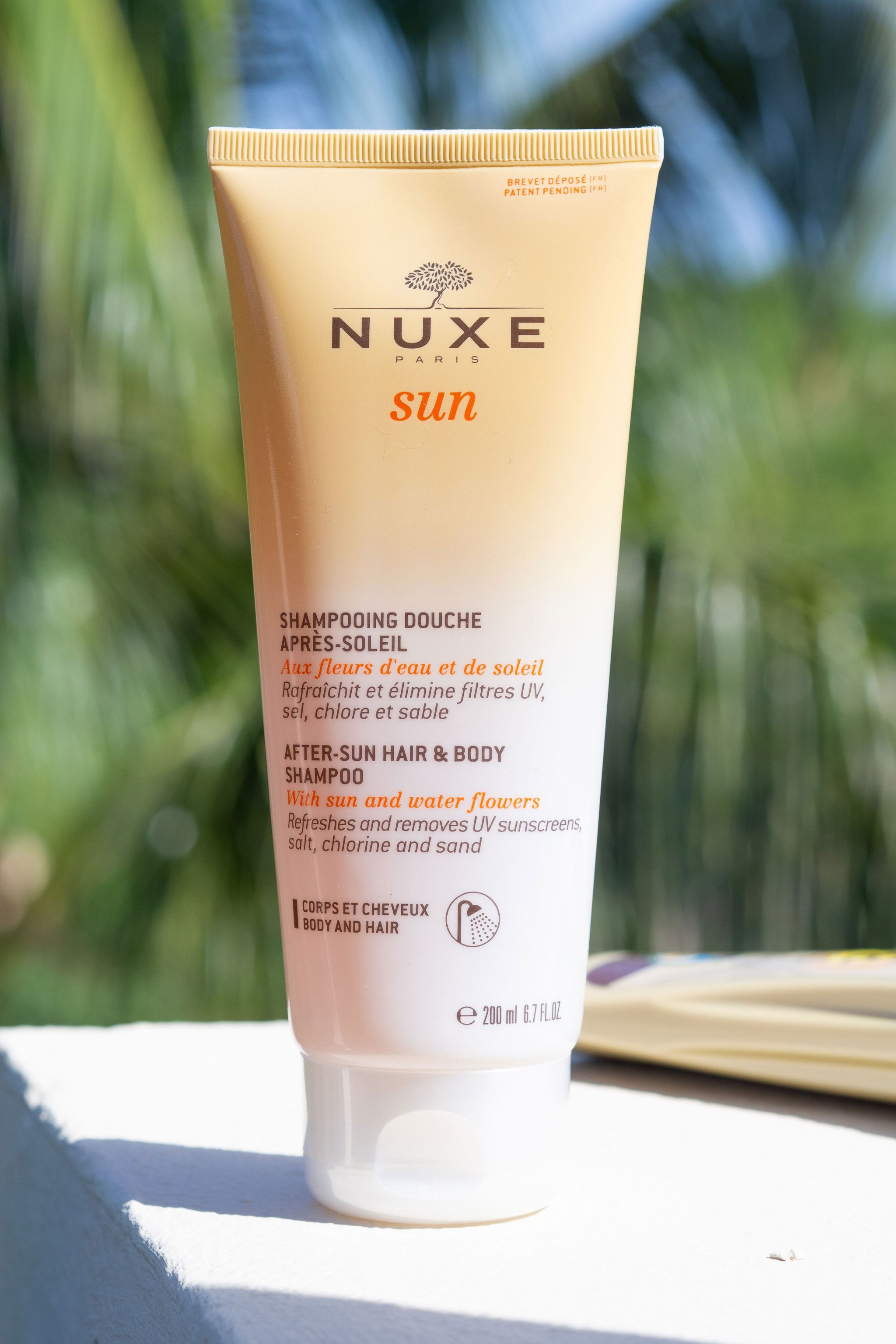 NUXE After Sun Hair and Body Shampoo Review