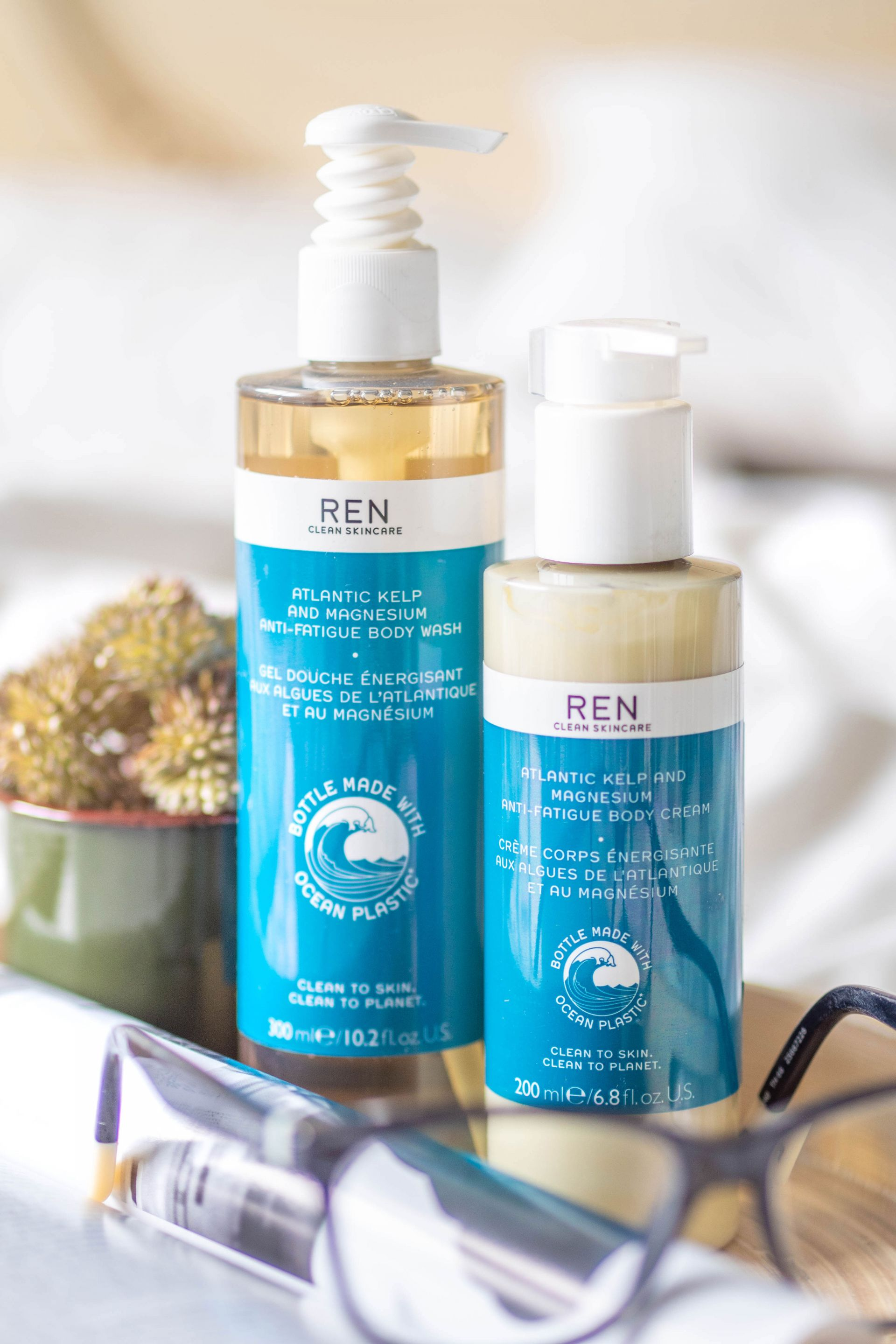 REN - beauty going eco friendly
