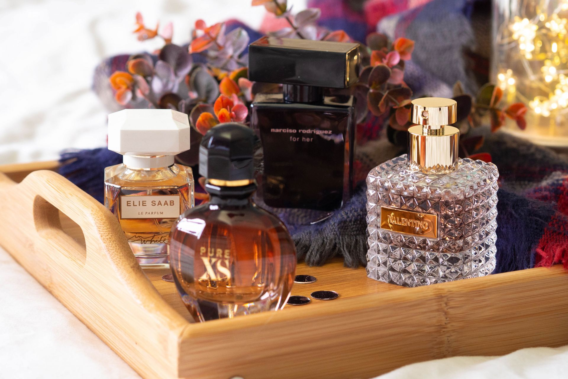 Four Great Musky Fragrances To Try During Autumn