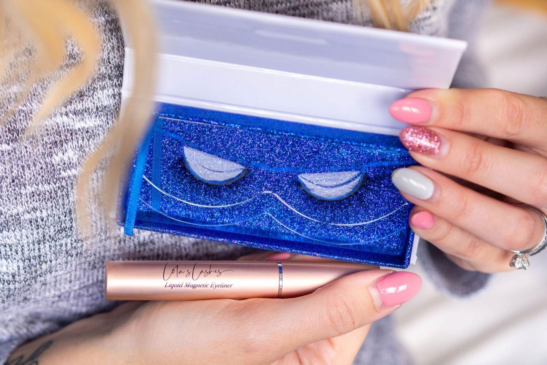 Magnetic Eyelashes & Eyeliner - The New Way To Wear Falsies