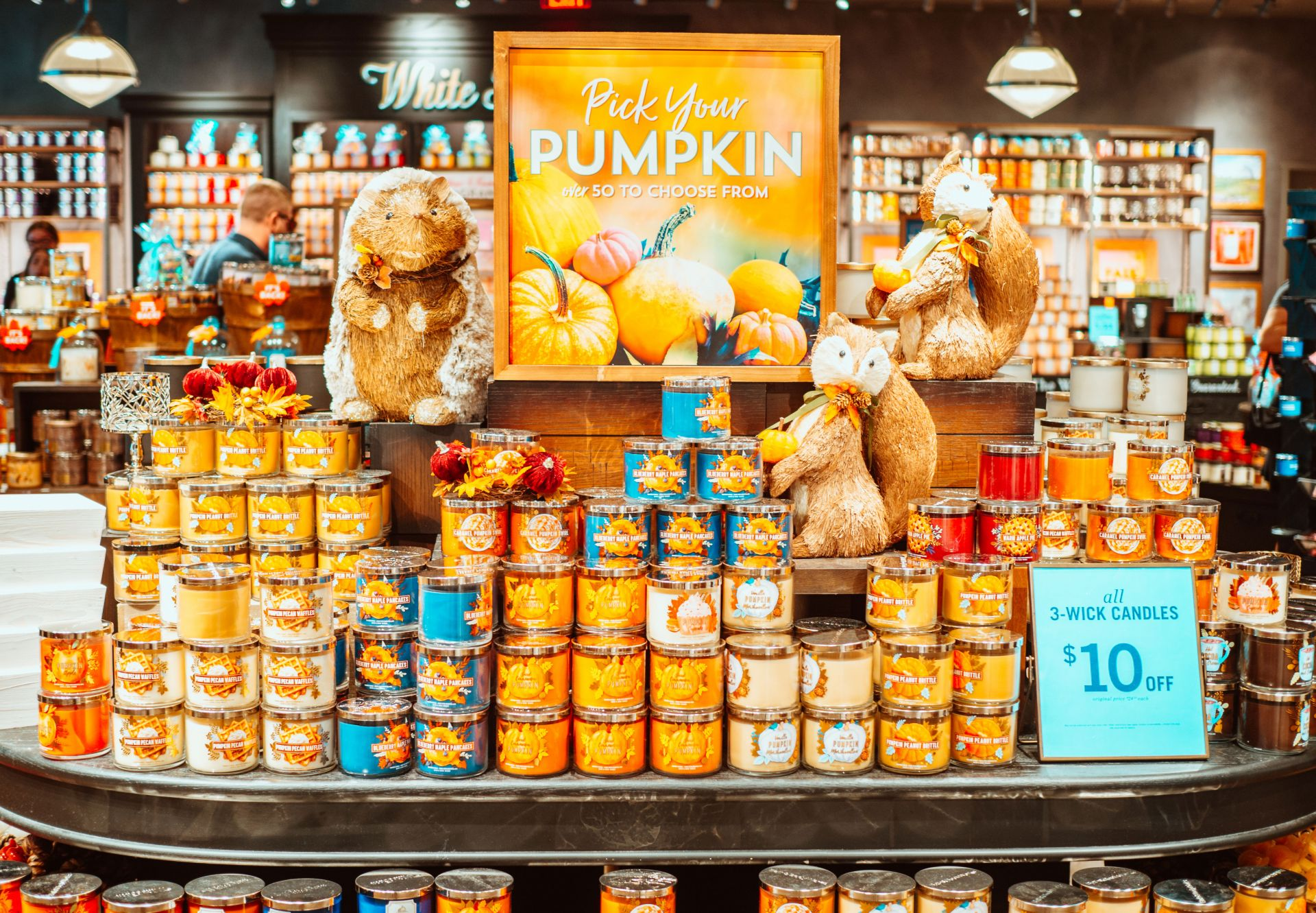 Bath & Body Works Autumn