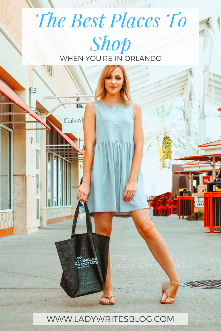 best places to shop in Orlando