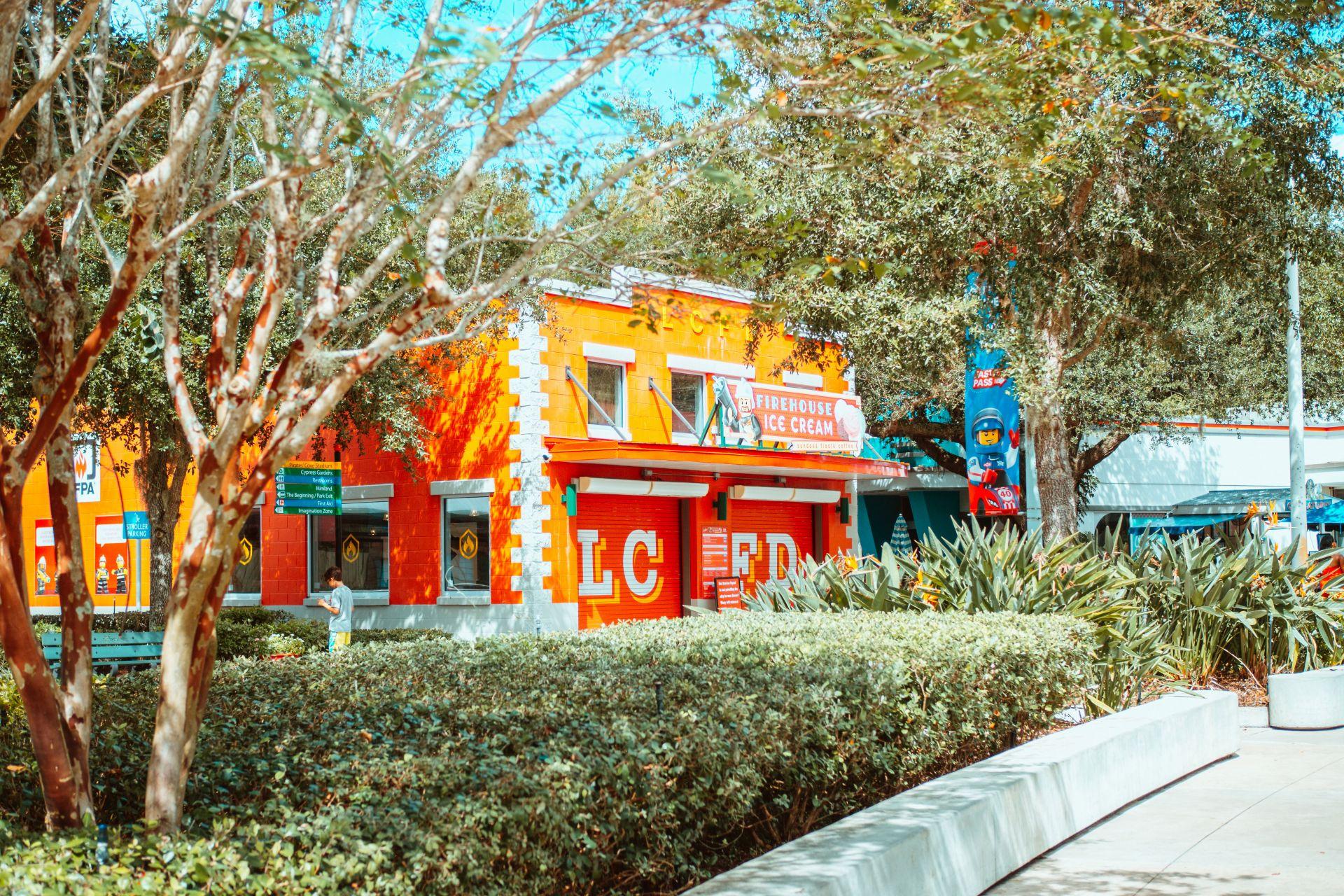 Lego City in Legoland