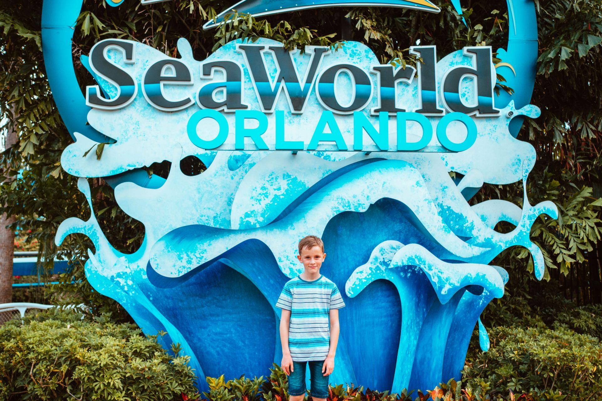 SeaWorld Review - orlando