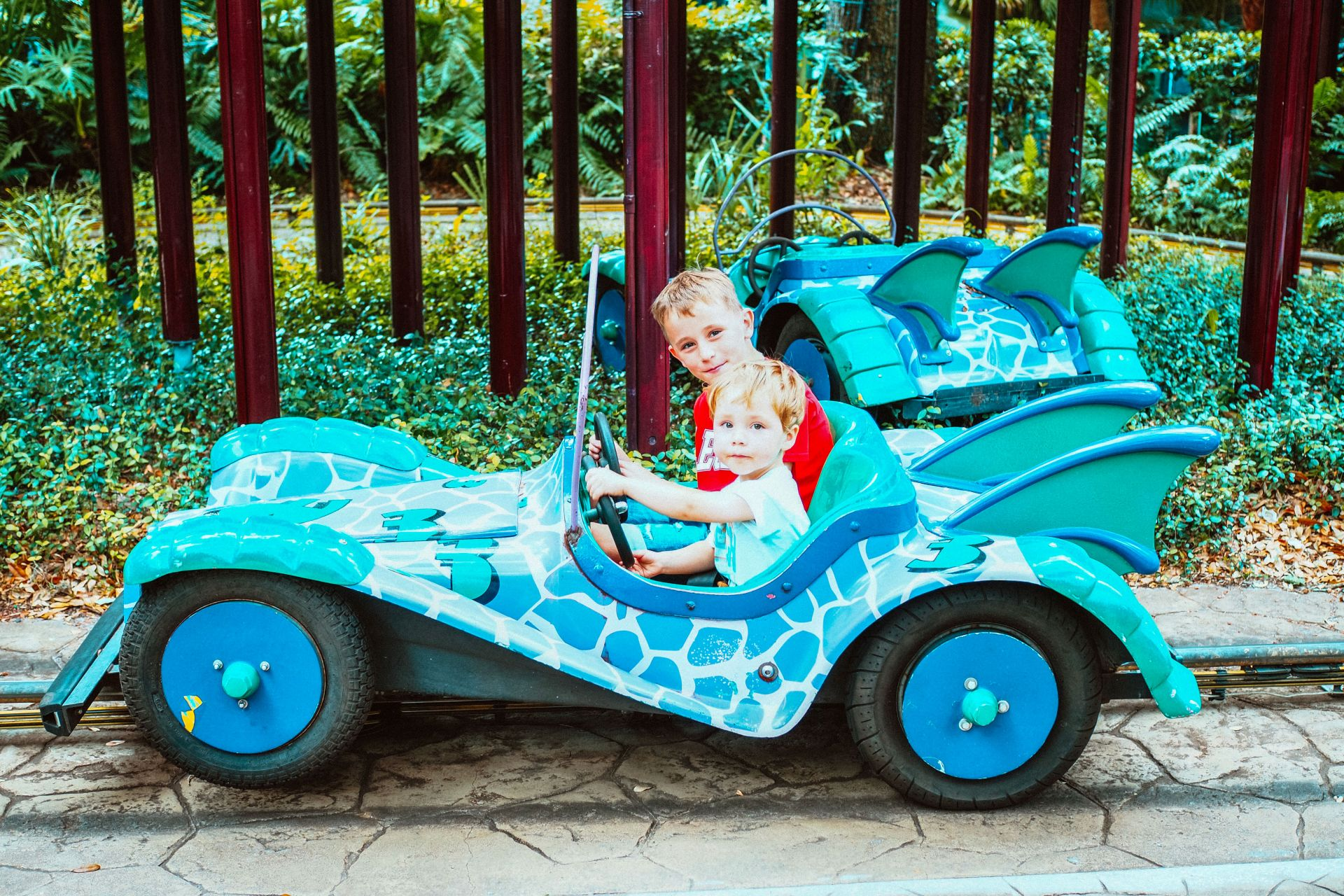 Busch Gardens - One You Won't Want To Miss If You're Visiting Florida