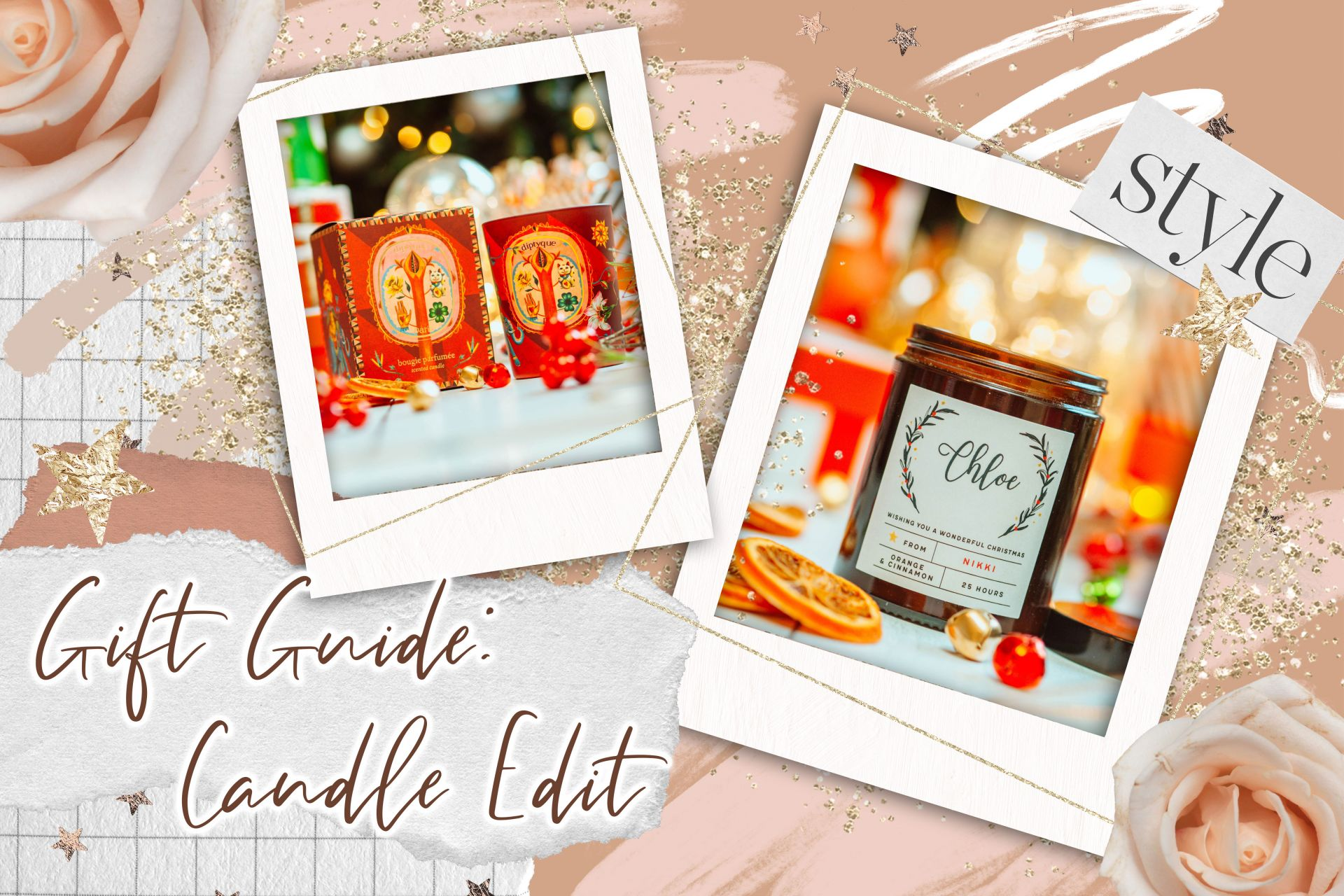 Christmas Gift Guide: The Candle Edit