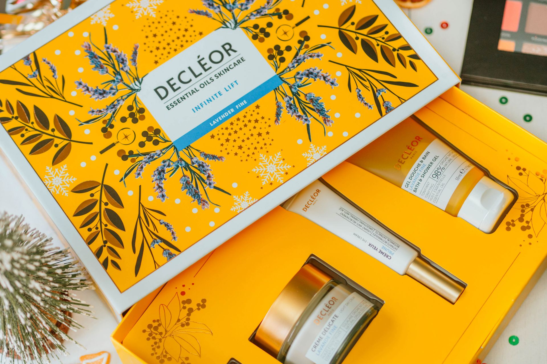 DECLÉOR Infinite Lift By Day Lavender Fine Gift Set