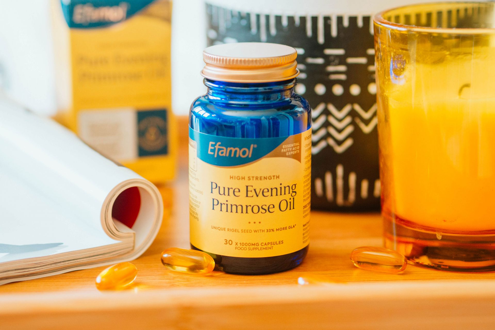 Efamol Pure Evening Primrose Oil Review
