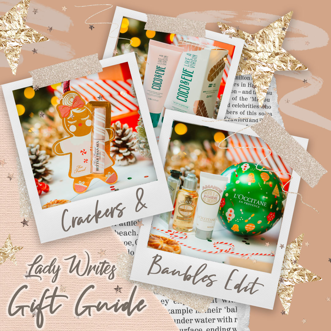Gift Guiide Beauty Crackers