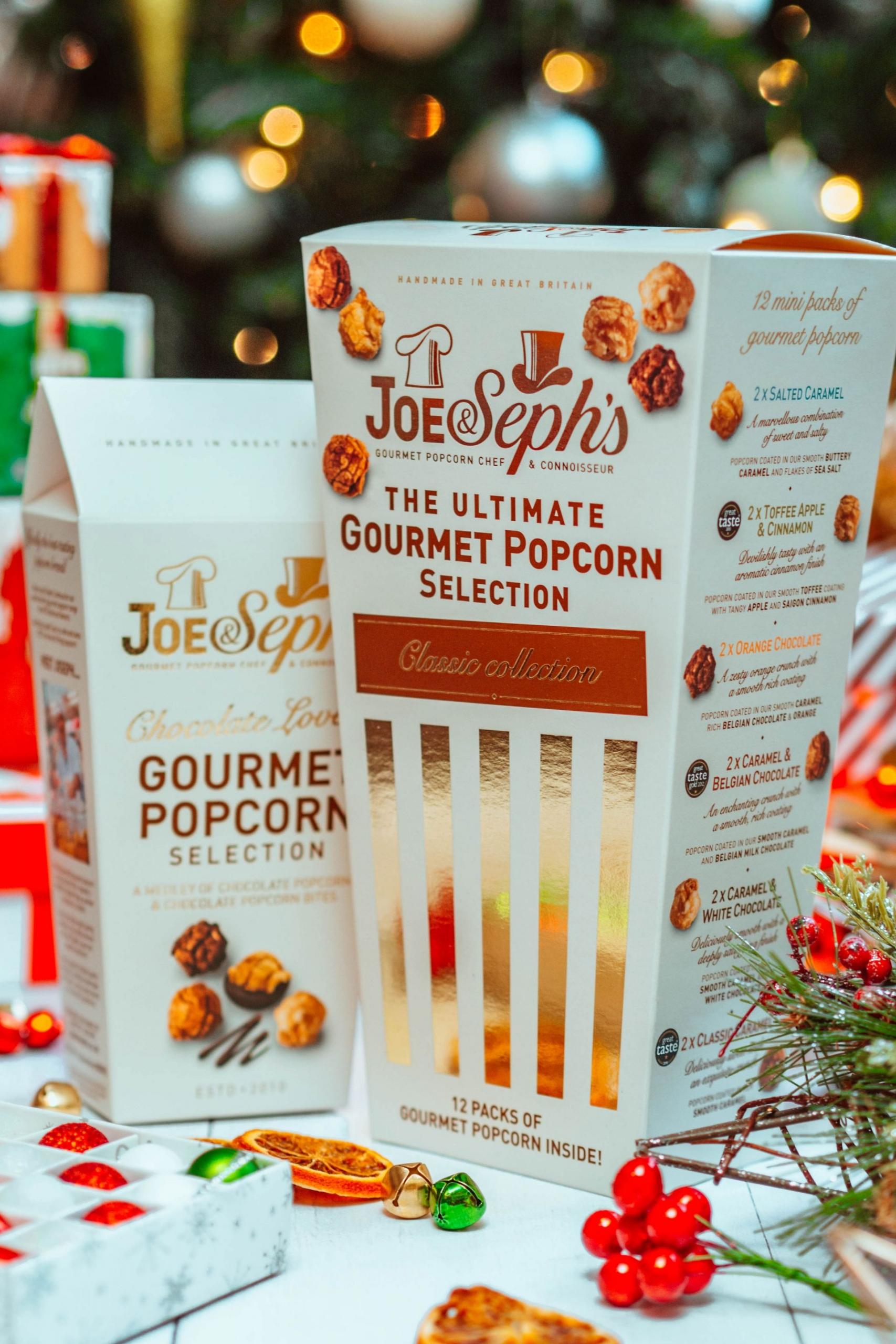 Joe & Seph's Popcorn Review