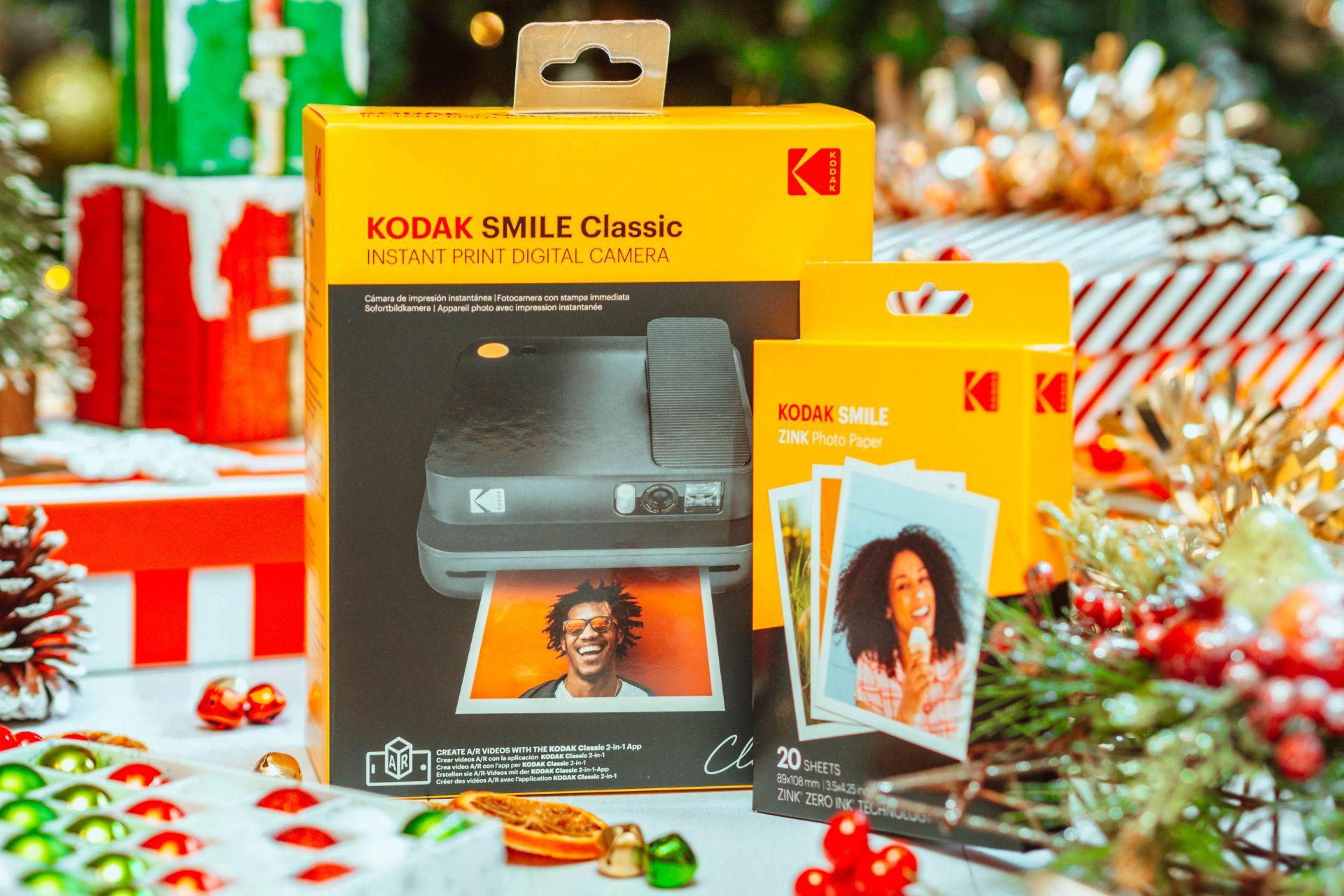 KODAK SMILE Classic Digital Instant Camera
