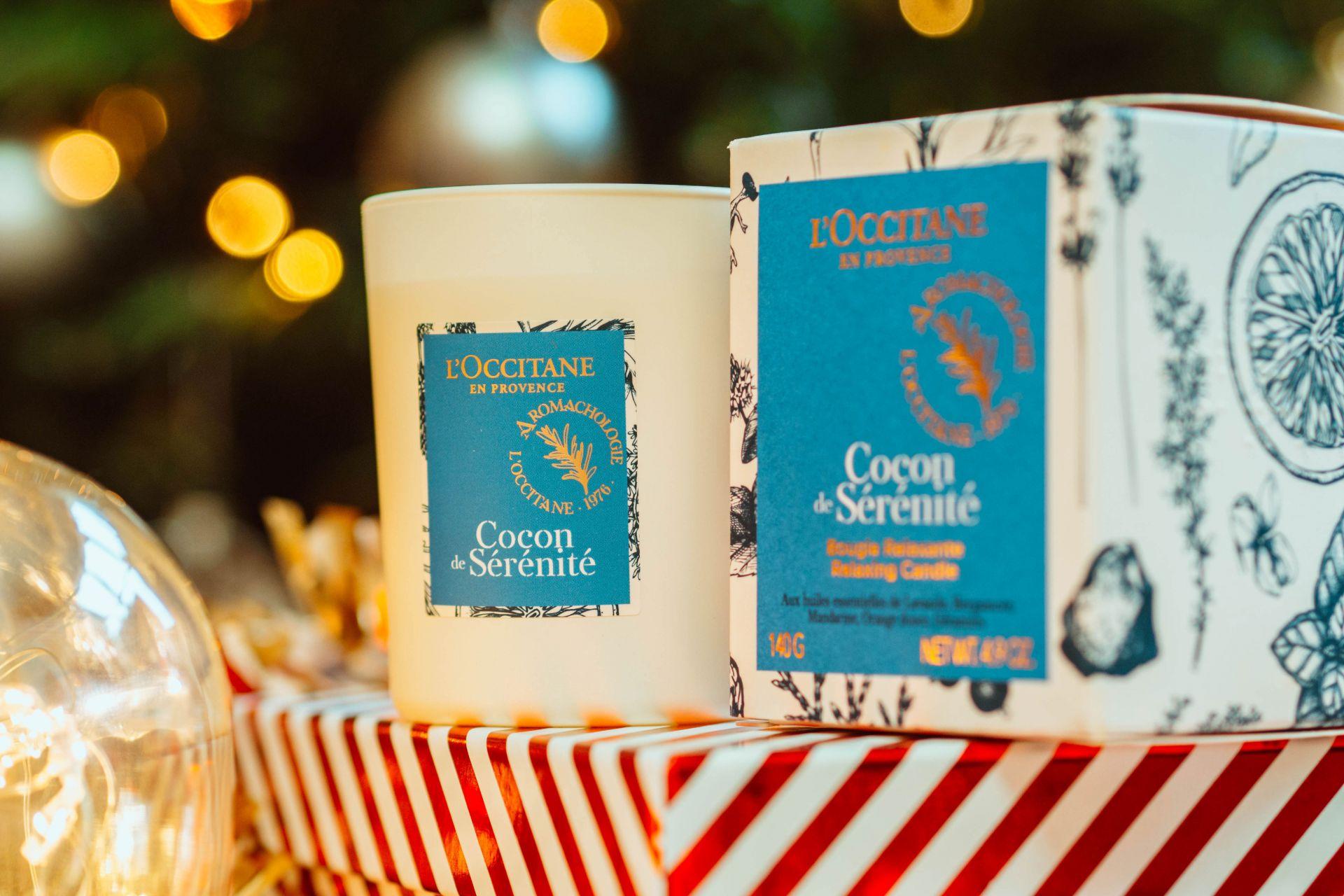 L'Occitane Cocon de Serenite Candle