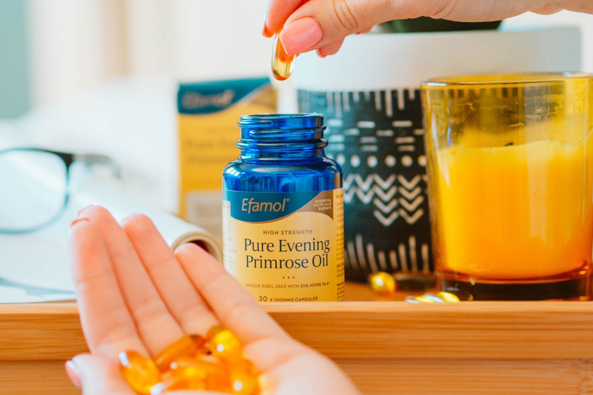 Pure Evening Primrose Oil Review