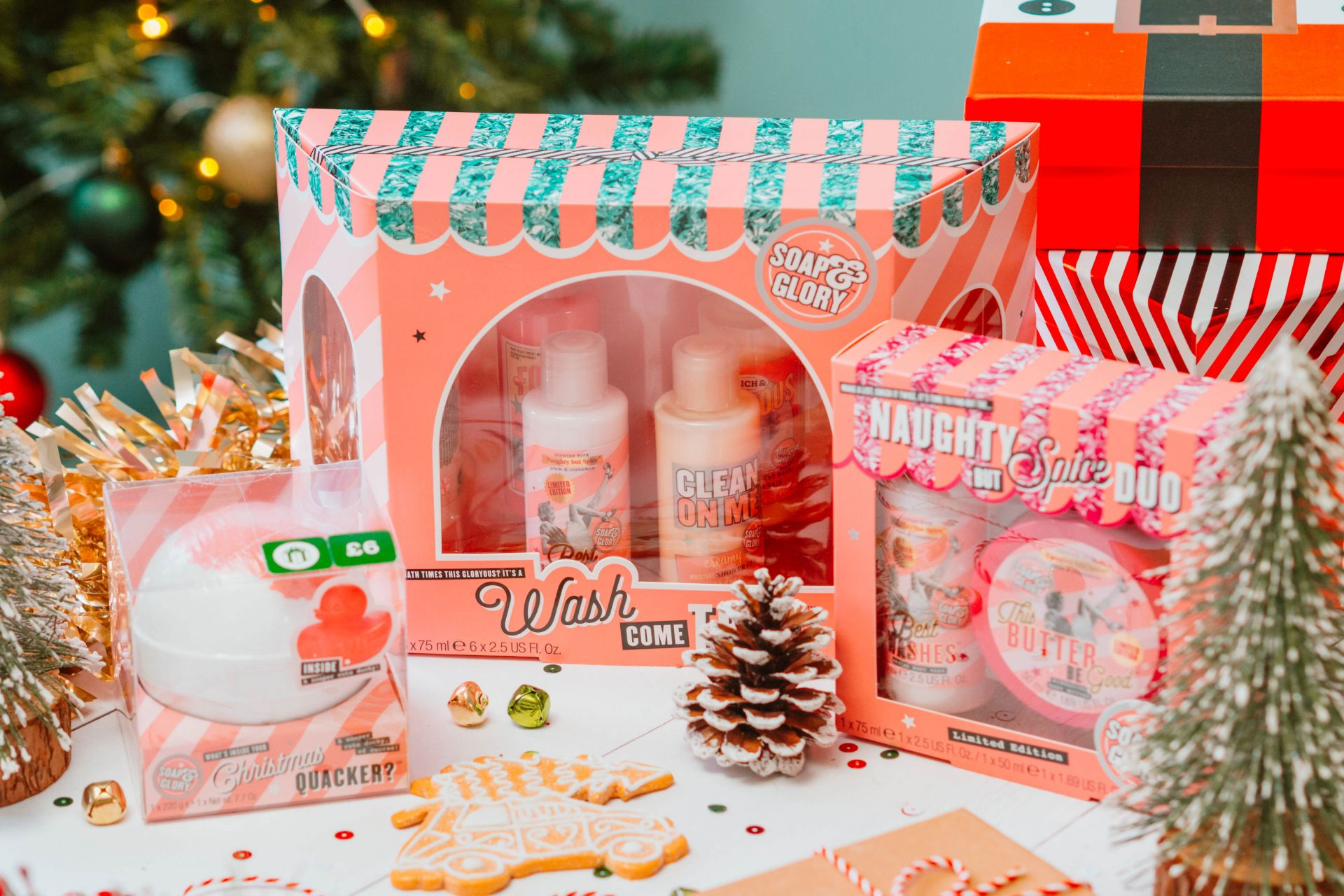 Soap & Glory Christmas