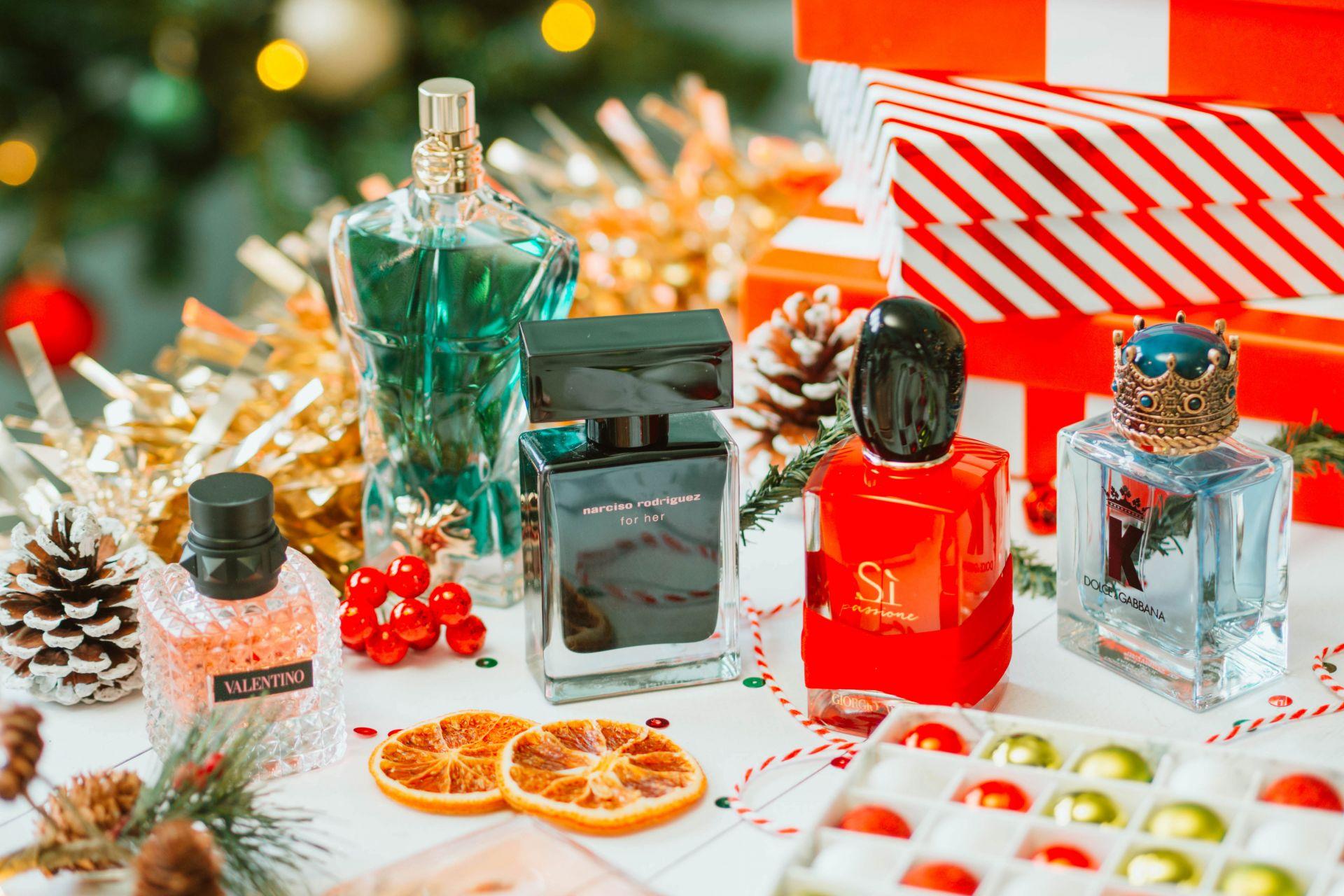 top fragrance for Christmas