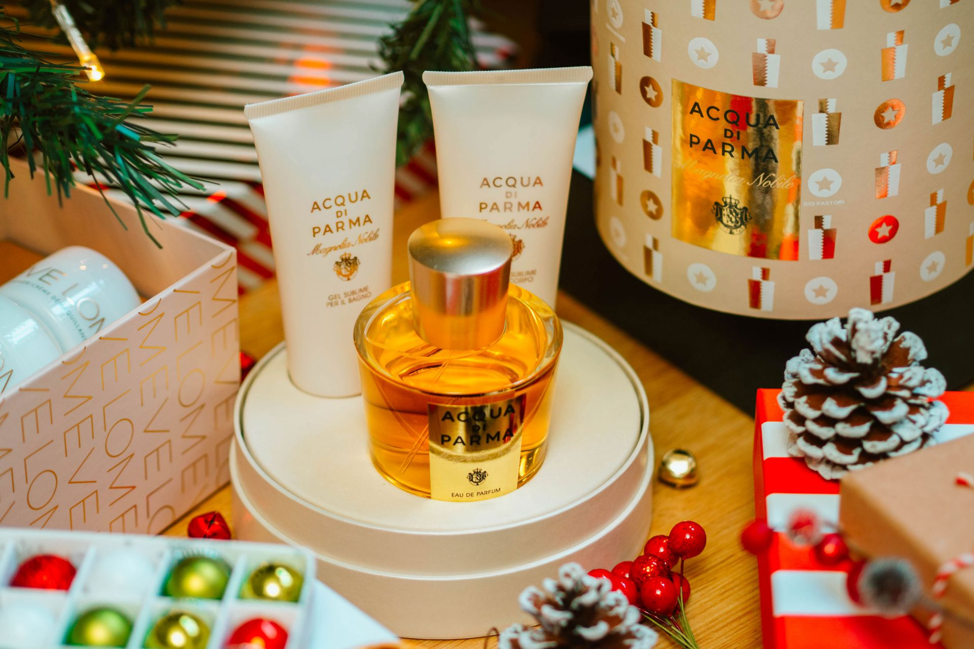 Acqua Di Parma Magnolia Nobile Coffret Review
