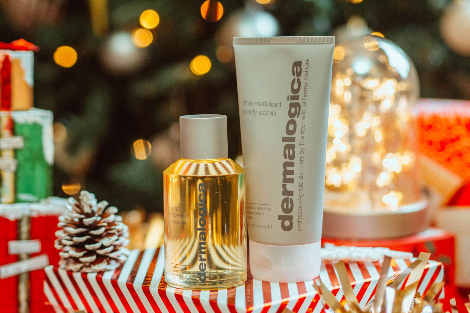 Christmas beauty gift sets from Dermalogica