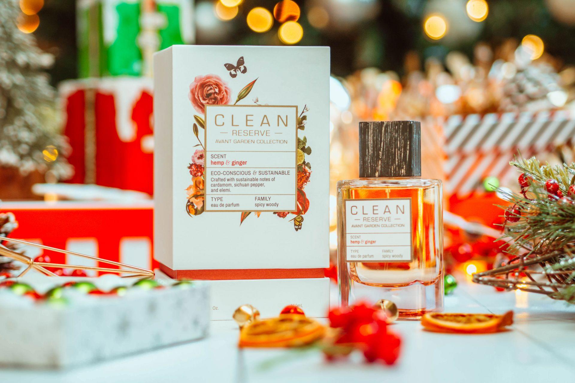 Clean Reserve Avant Garden Hemp & Ginger Eau de Parfum