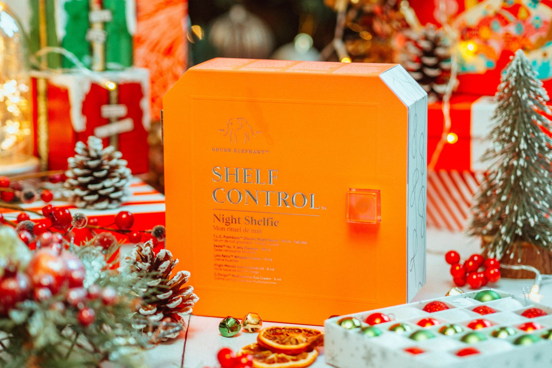 Drunk Elephant Shelf Control Kit Review