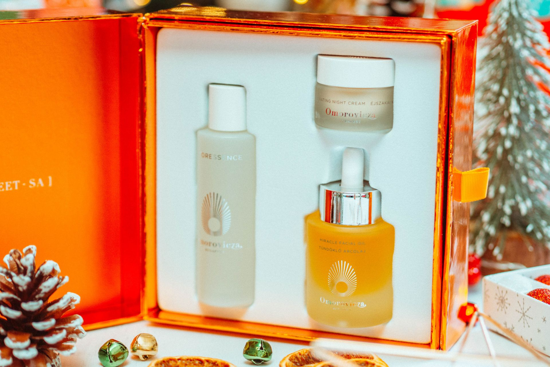 Omorovicza Replenish & Restore Collection Review