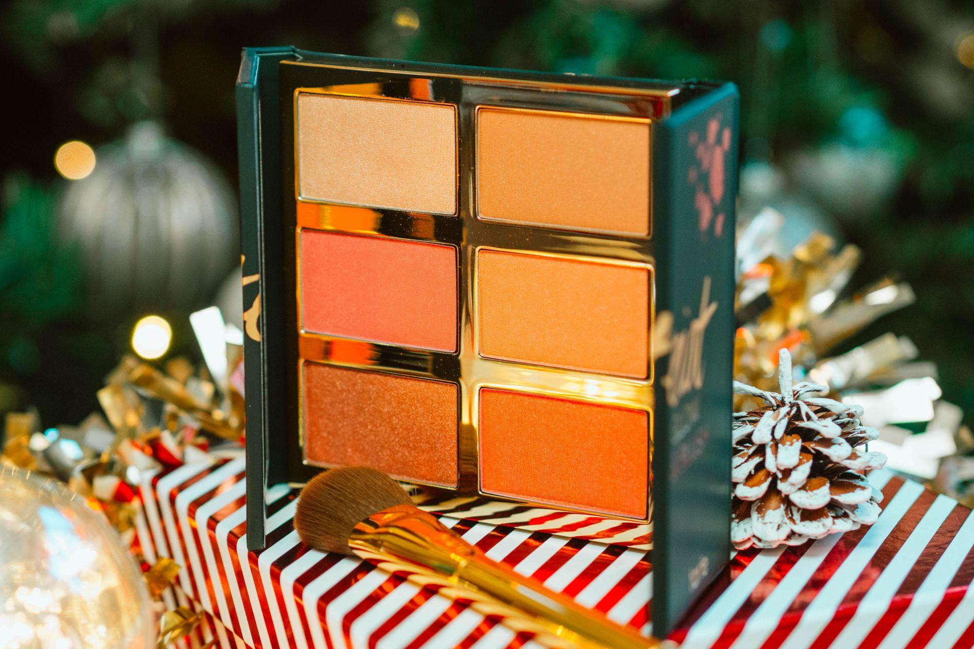 Tarte Tarteist Pro Glow & Blush Cheek Palette Review