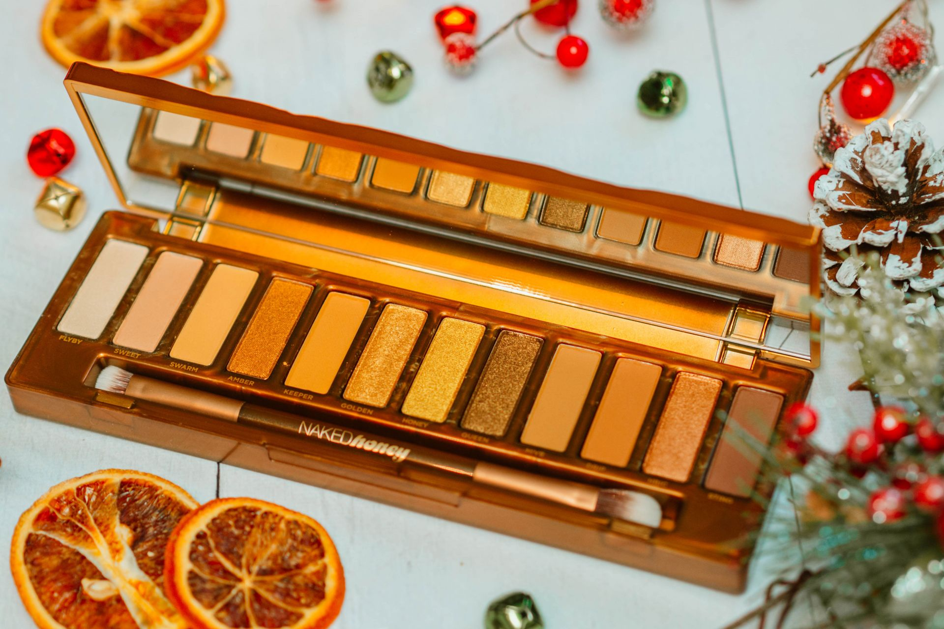 Urban Decay Naked Honey Palette Review