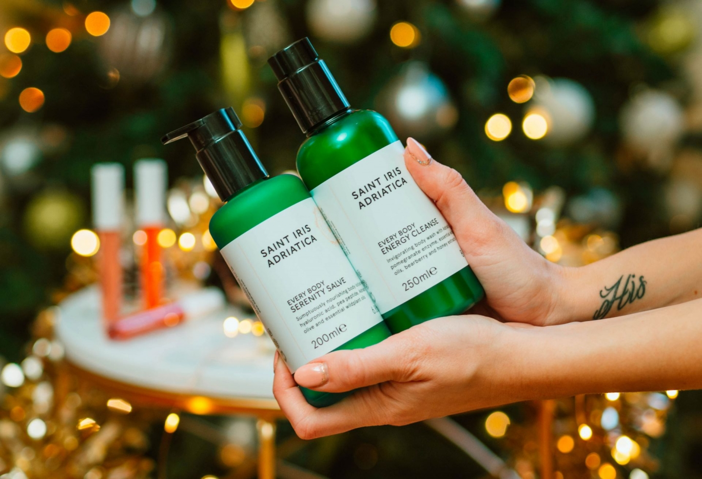 Saint Iris Adriatica - clean beauty brands to check out