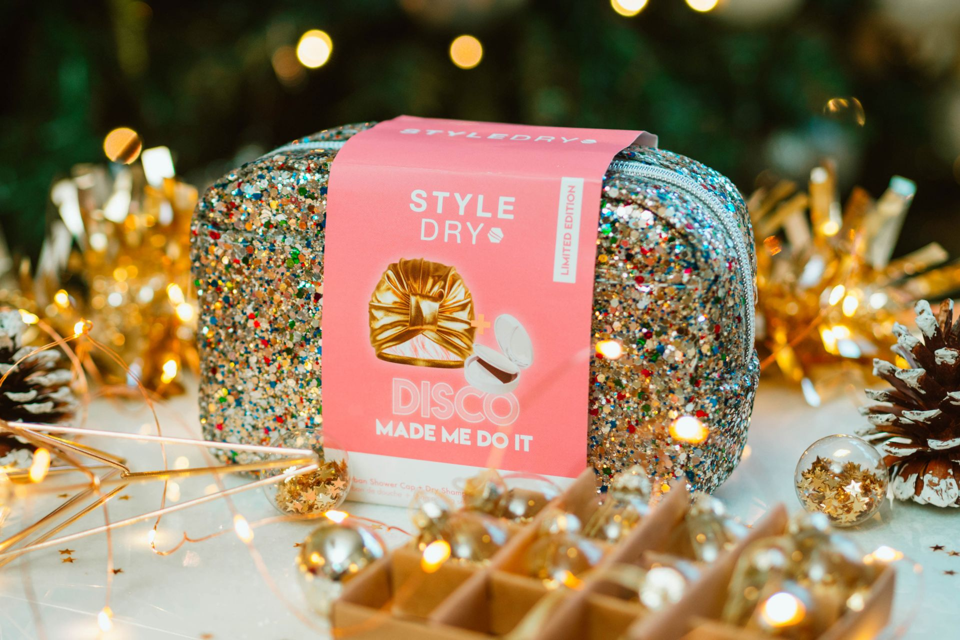 Styledry Disco Made Me Do It Set - last minute Christmas gifts sorted